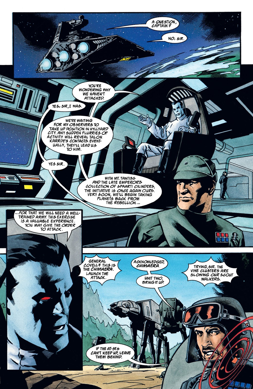 Read online Star Wars Legends: The New Republic - Epic Collection comic -  Issue # TPB 4 (Part 2) - 49