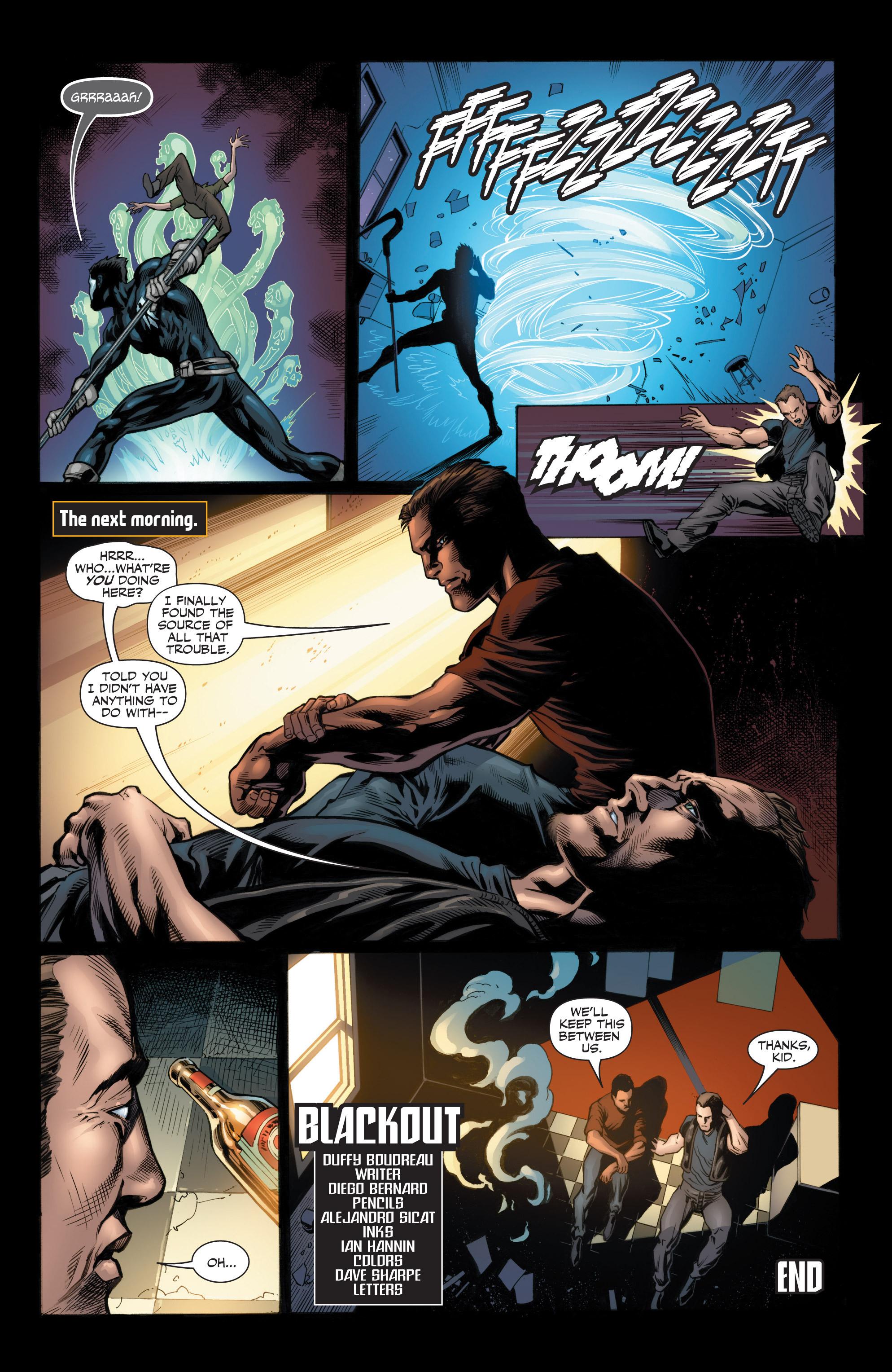 Read online Shadowman (2012) comic -  Issue #12 - 26