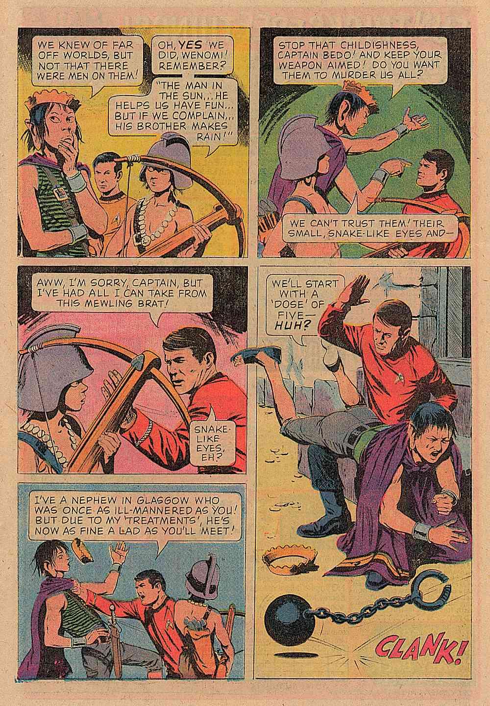 Star Trek (1967) issue 42 - Page 11