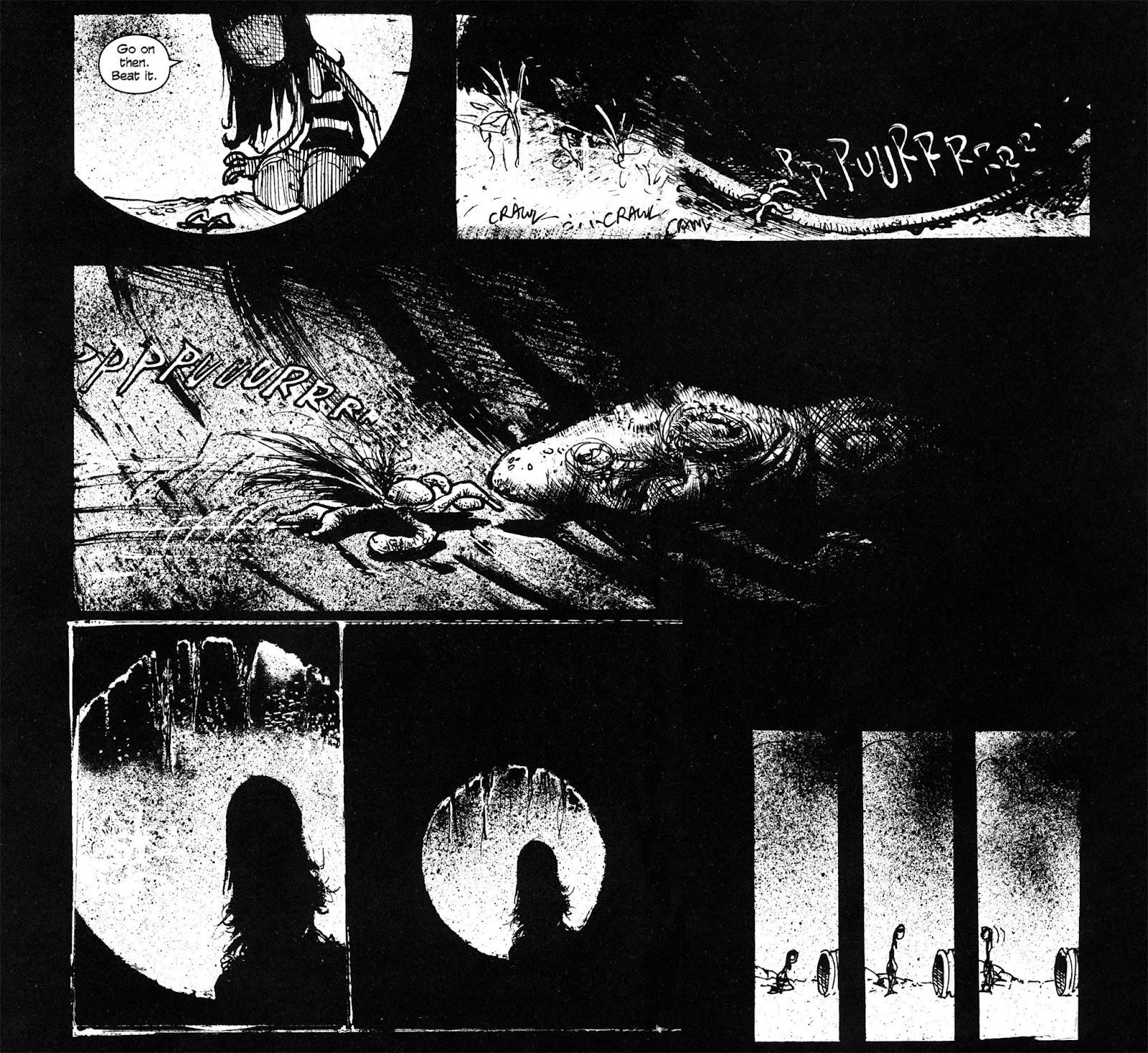Read online Ojo comic -  Issue #5 - 17