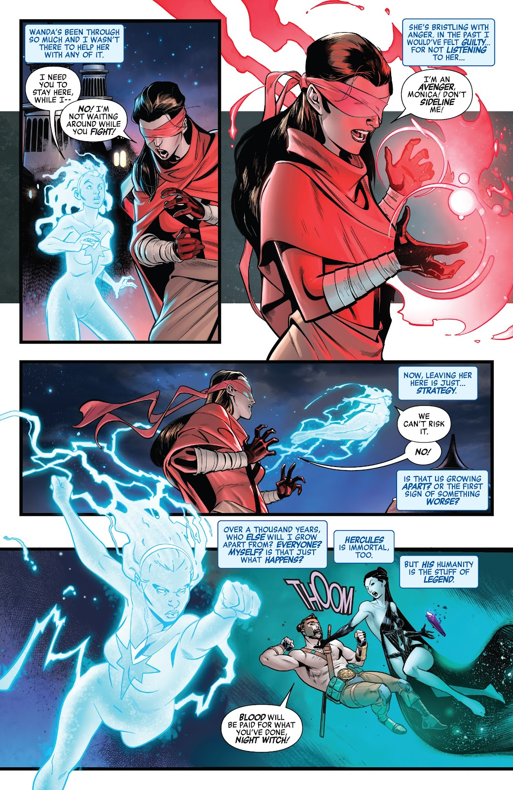 Read online Avengers No Road Home comic -  Issue #7 - 11