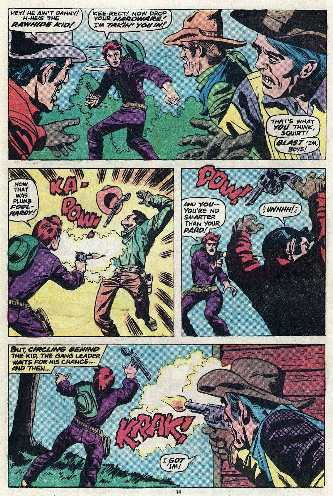 The Rawhide Kid (1955) issue 149 - Page 16