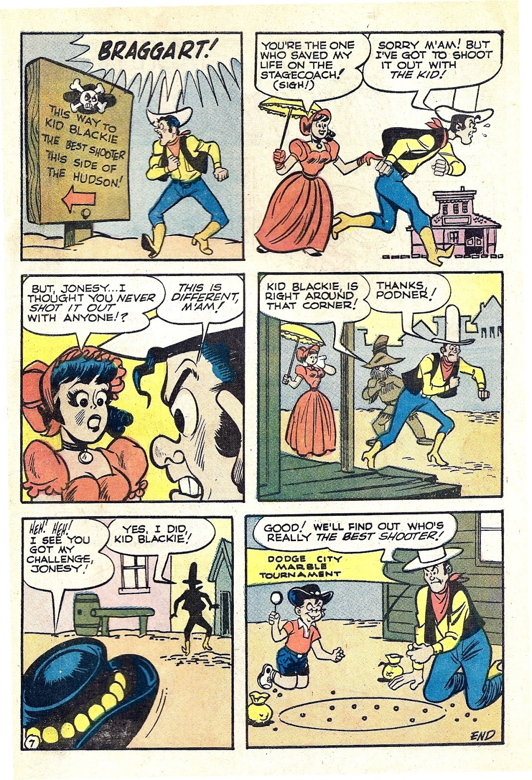 Archie's Madhouse issue Annual 6 - Page 63