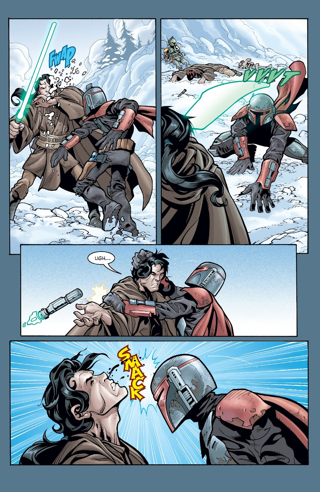 Read online Star Wars Legends Epic Collection: The Menace Revealed comic -  Issue # TPB (Part 1) - 71