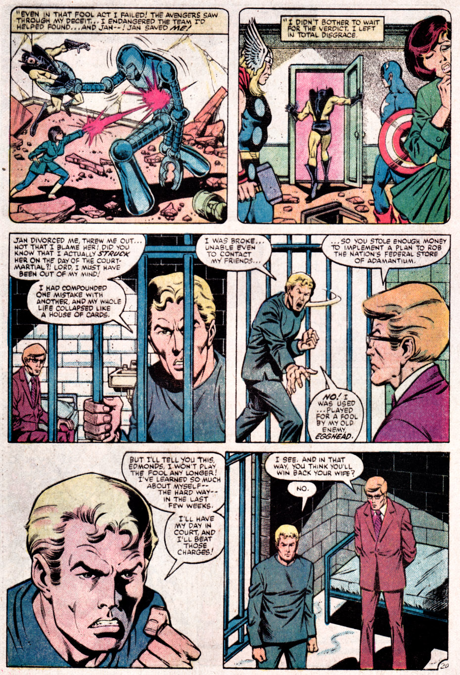 The Avengers (1963) 227 Page 20