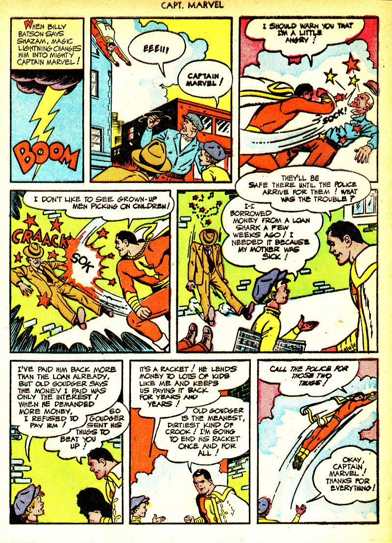 Captain Marvel Adventures issue 88 - Page 21