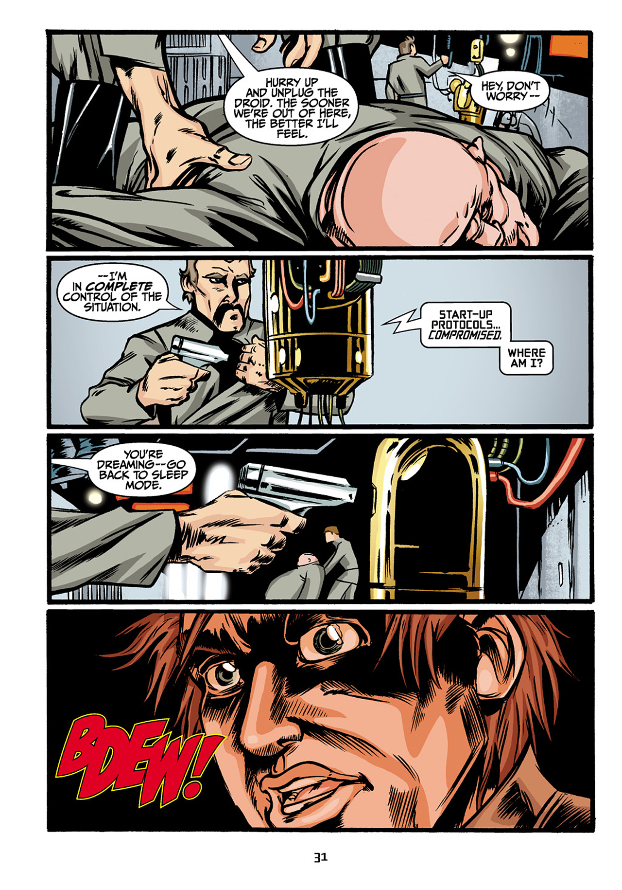 Read online Star Wars Omnibus comic -  Issue # Vol. 33 - 33