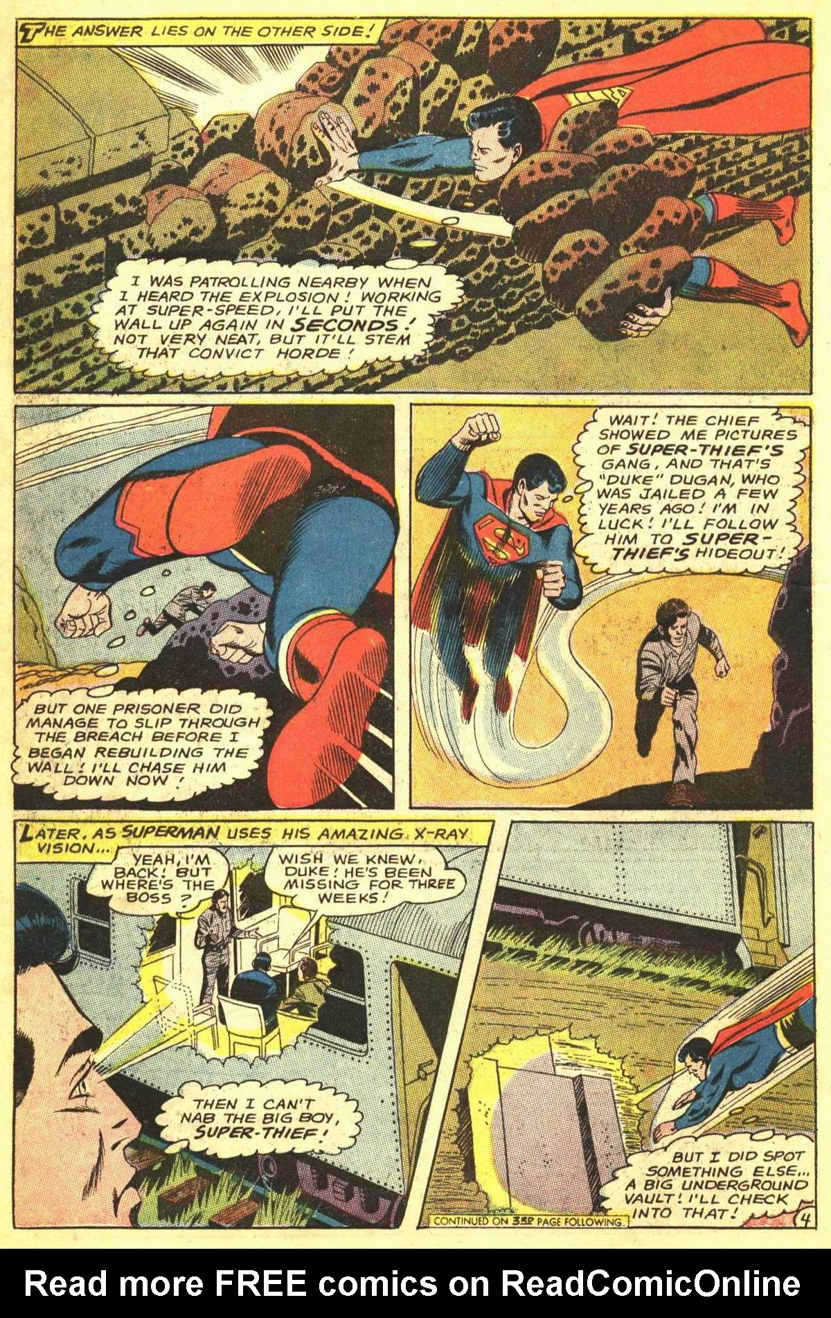 Read online Action Comics (1938) comic -  Issue #374 - 6