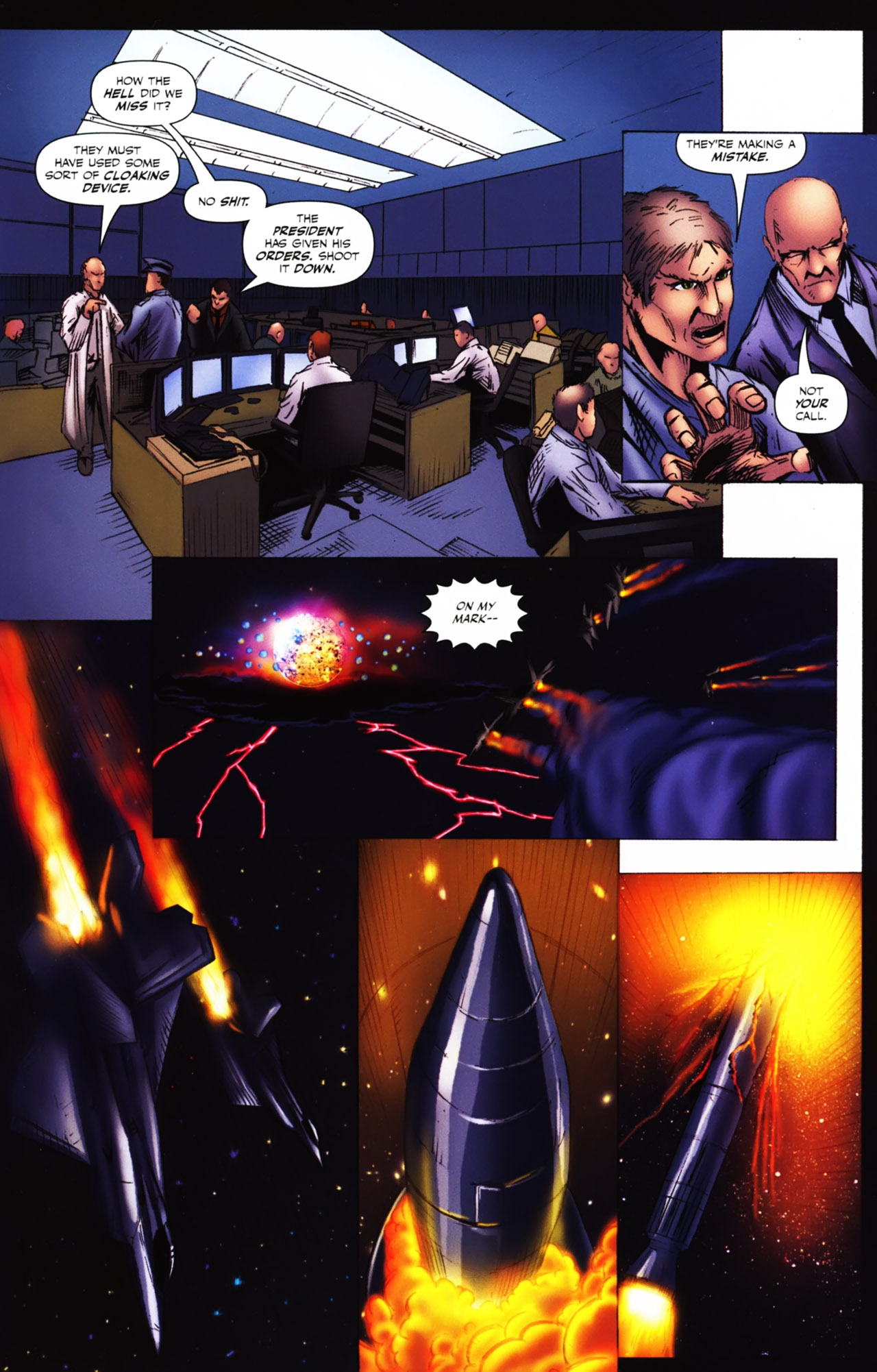 Read online Agon comic -  Issue #1 - 16