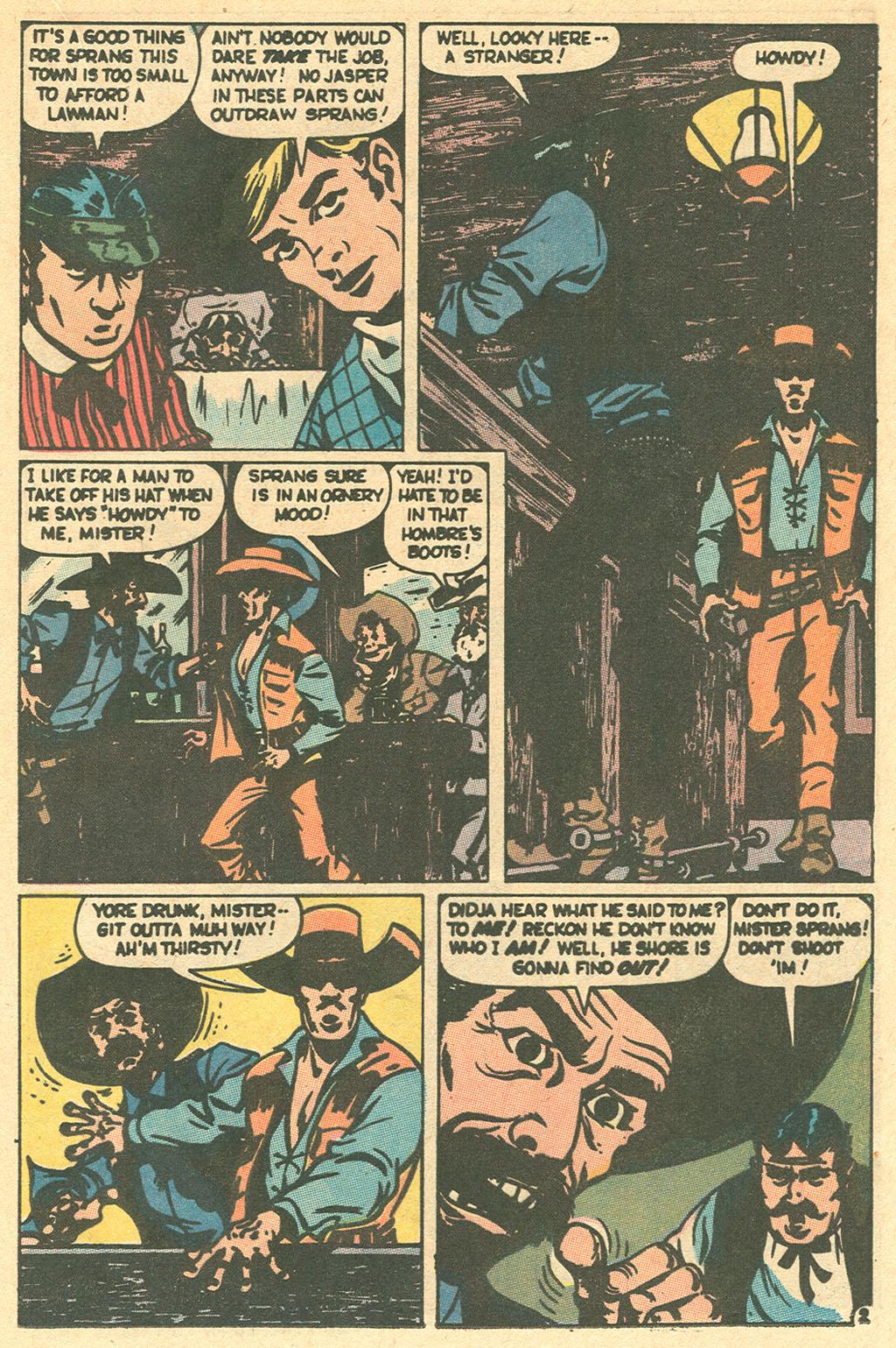 Read online Two-Gun Kid comic -  Issue #97 - 17