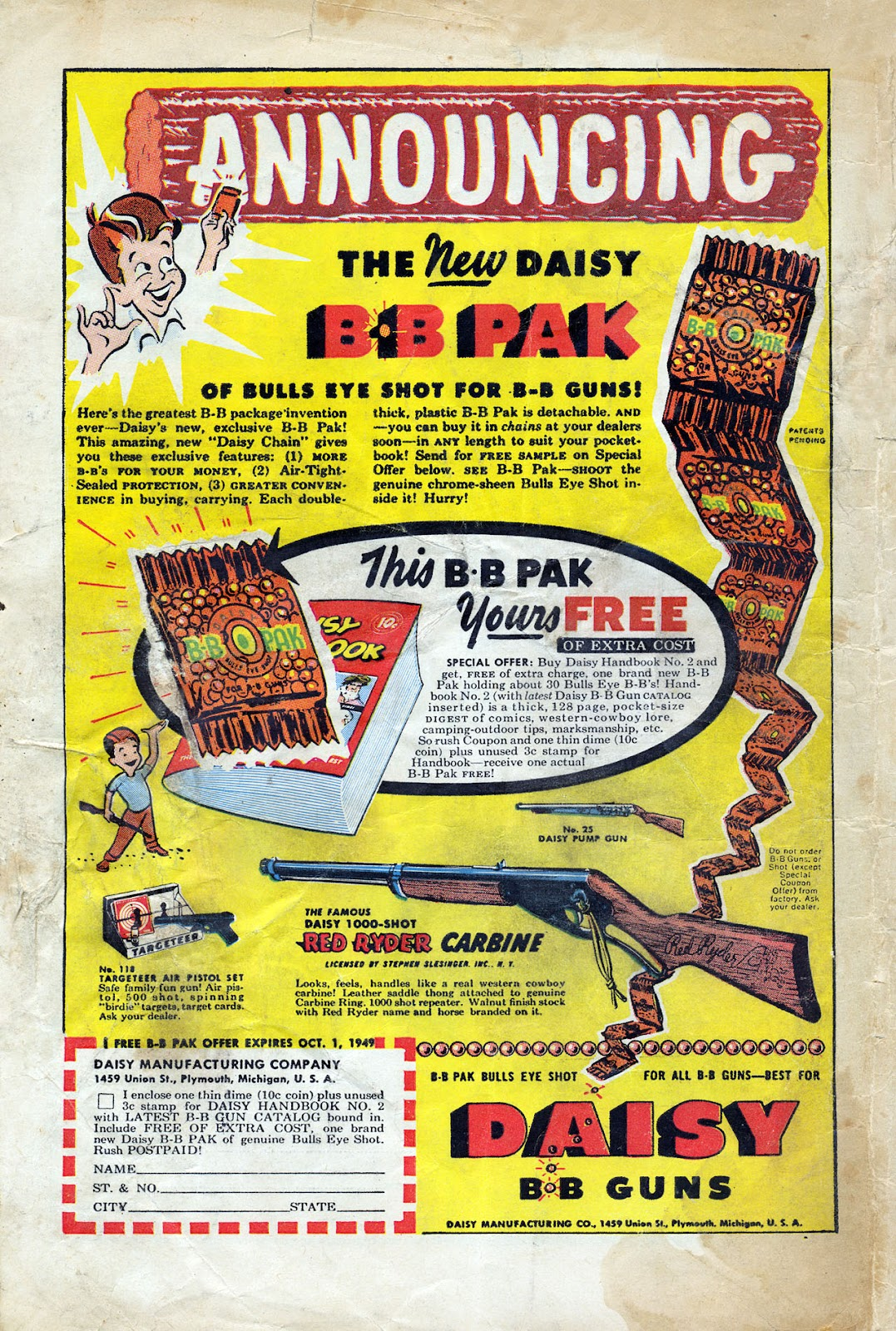 Read online Nellie The Nurse (1945) comic -  Issue #20 - 52