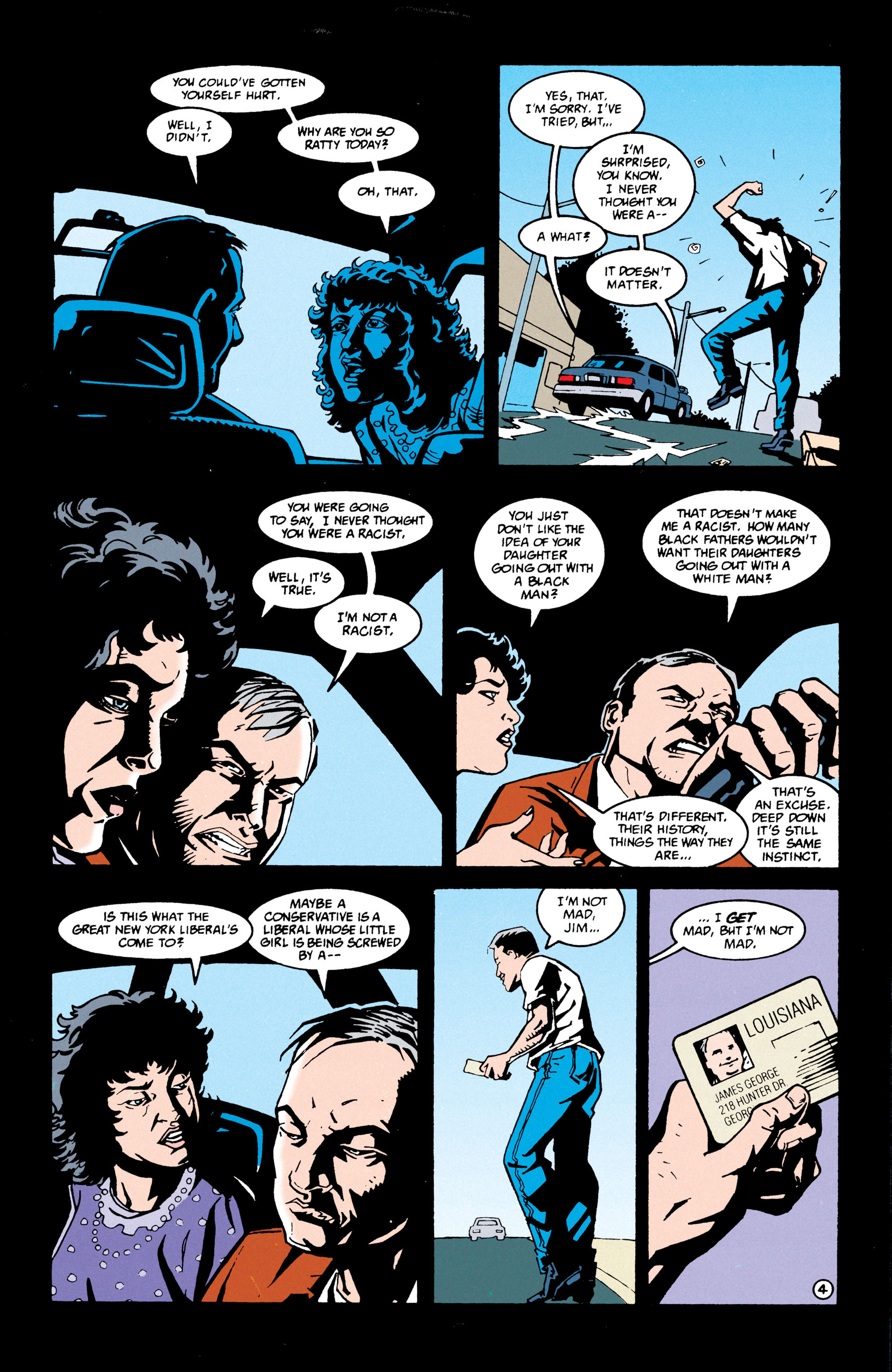Read online Shade, the Changing Man comic -  Issue #69 - 5