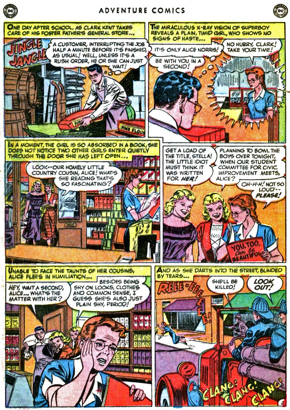 Read online Adventure Comics (1938) comic -  Issue #160 - 4