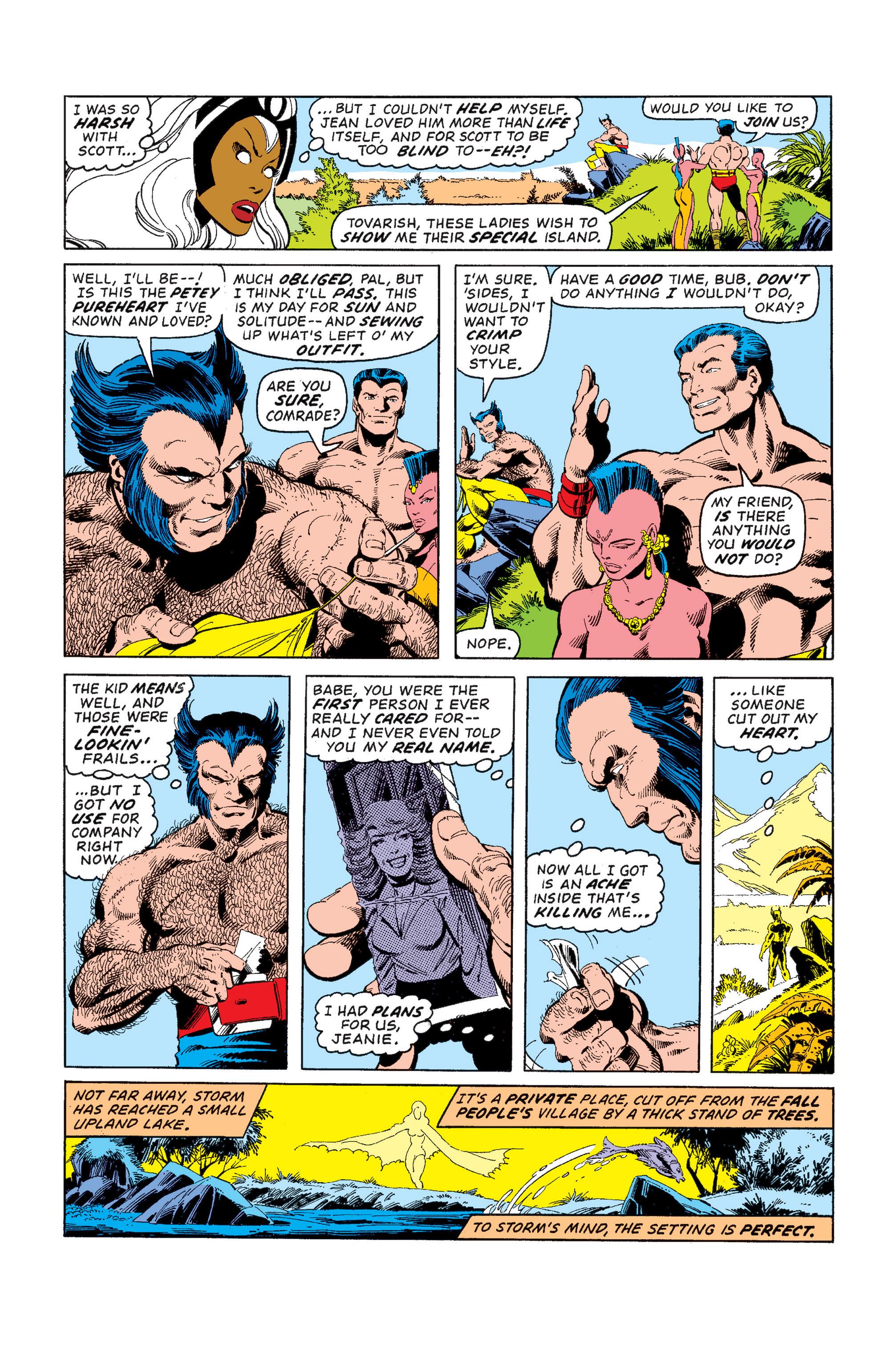 Uncanny X-Men (1963) 114 Page 14