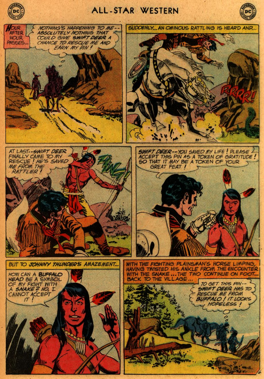 Read online All-Star Western (1951) comic -  Issue #102 - 29
