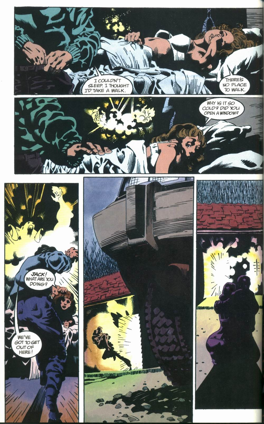 Read online Deadman: Love After Death comic -  Issue #1 - 34