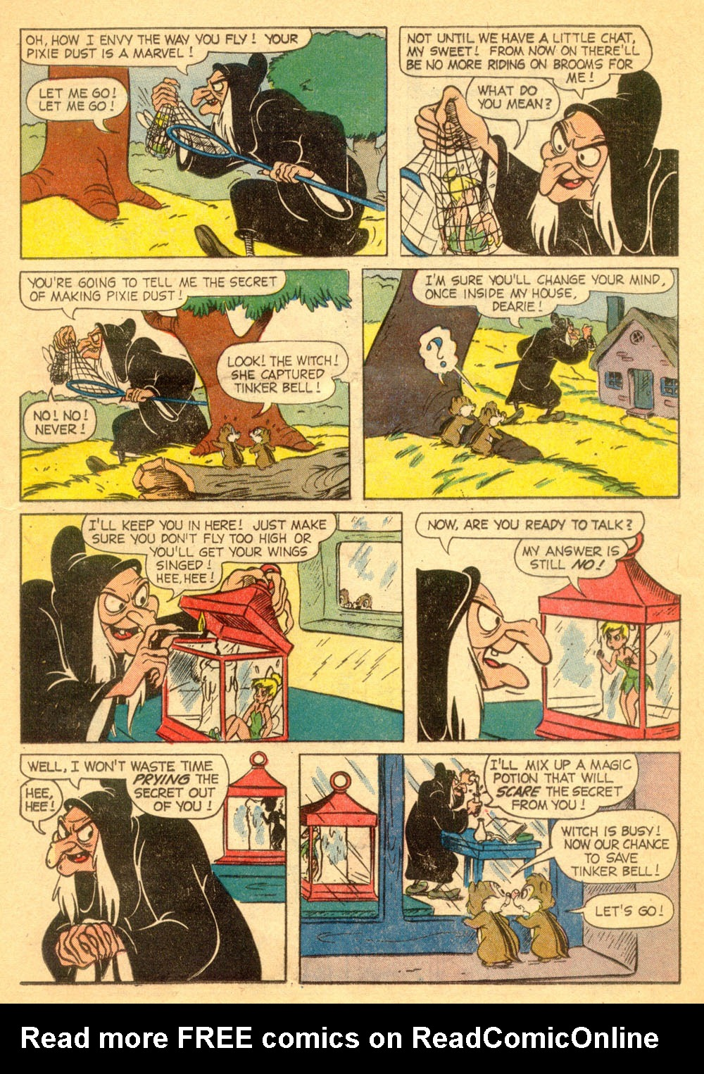 Walt Disney's Comics and Stories issue 239 - Page 21