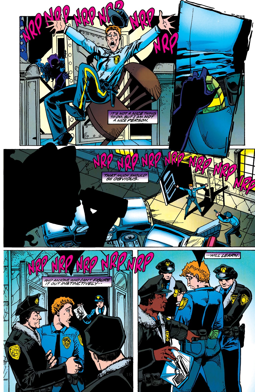 Catwoman (1993) Issue #60 #65 - English 19