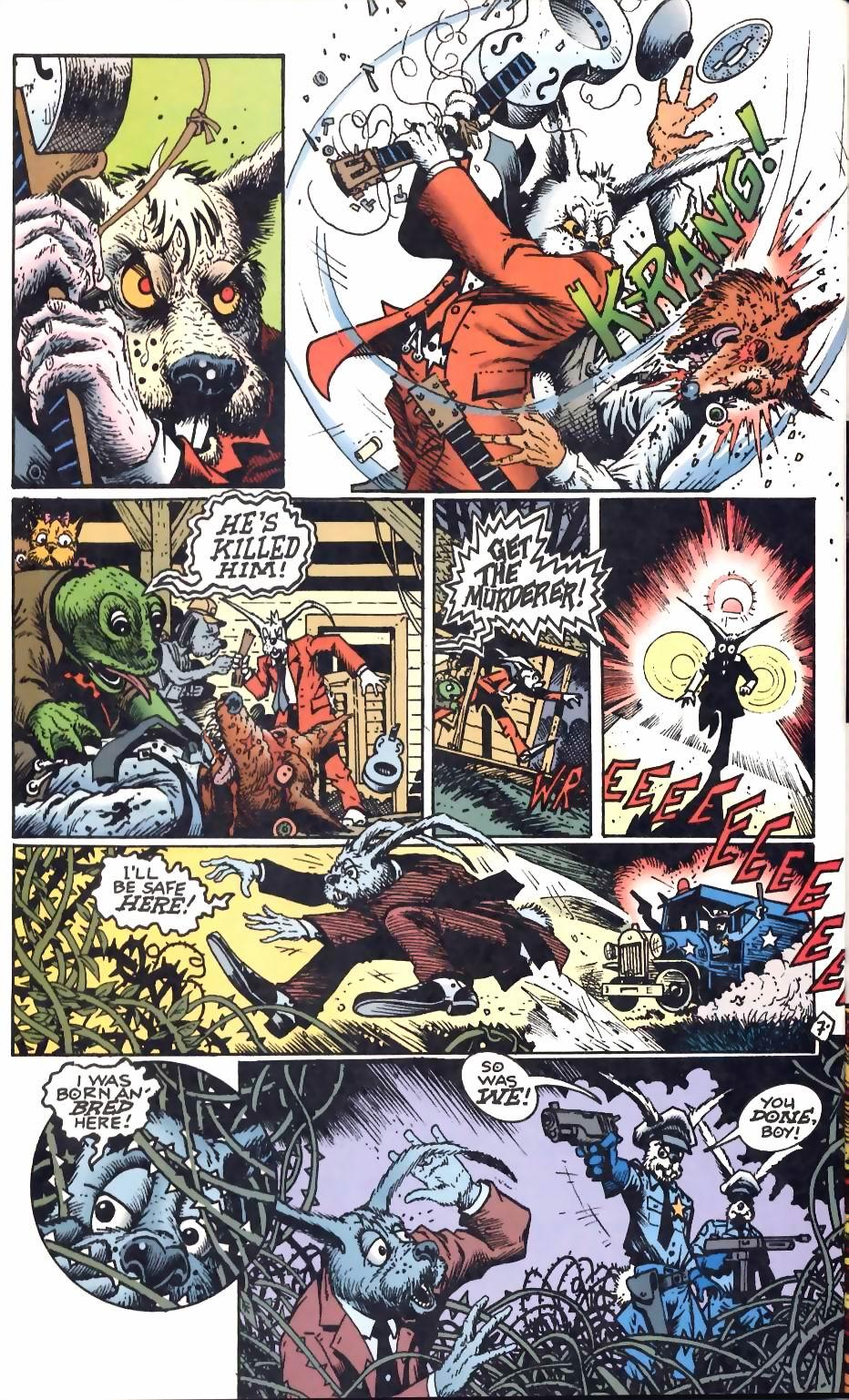 Read online Flinch comic -  Issue #13 - 8