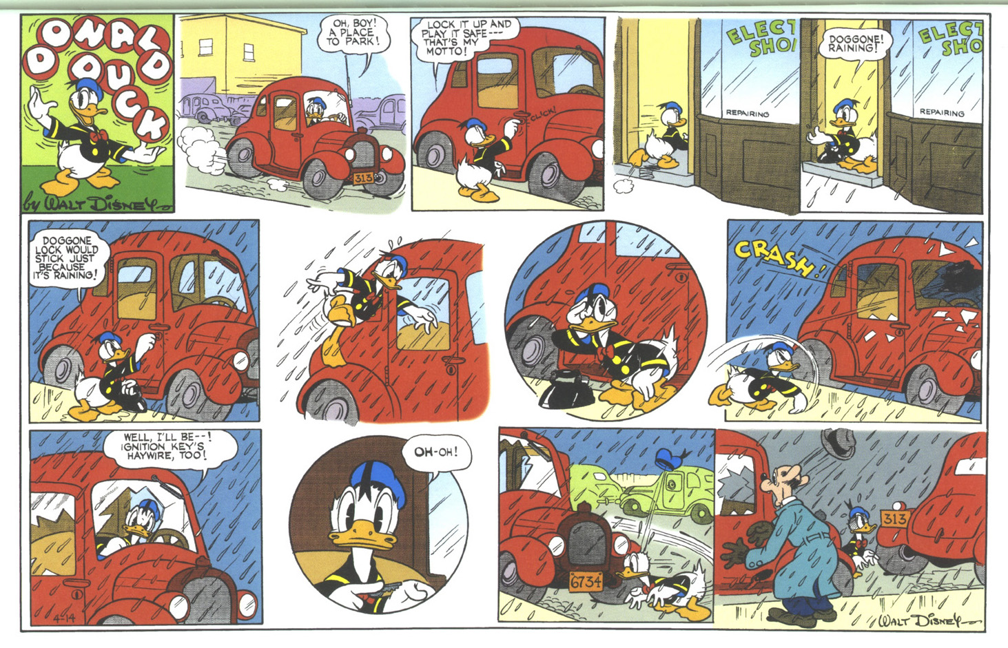 Read online Uncle Scrooge (1953) comic -  Issue #309 - 65