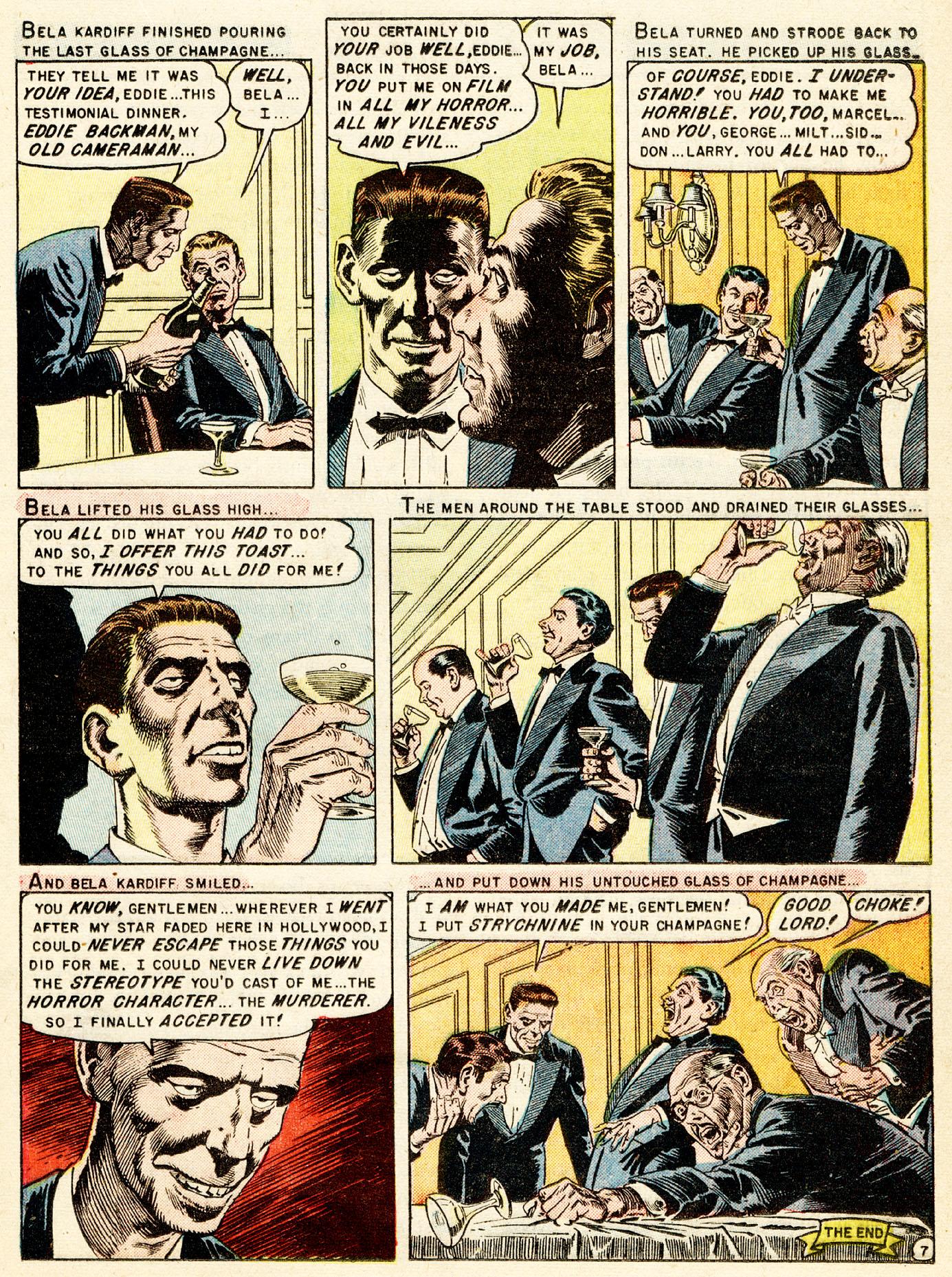 Read online Shock SuspenStories comic -  Issue #17 - 17