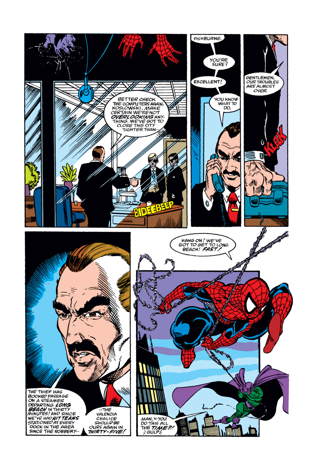 The Amazing Spider-Man (1963) 305 Page 16