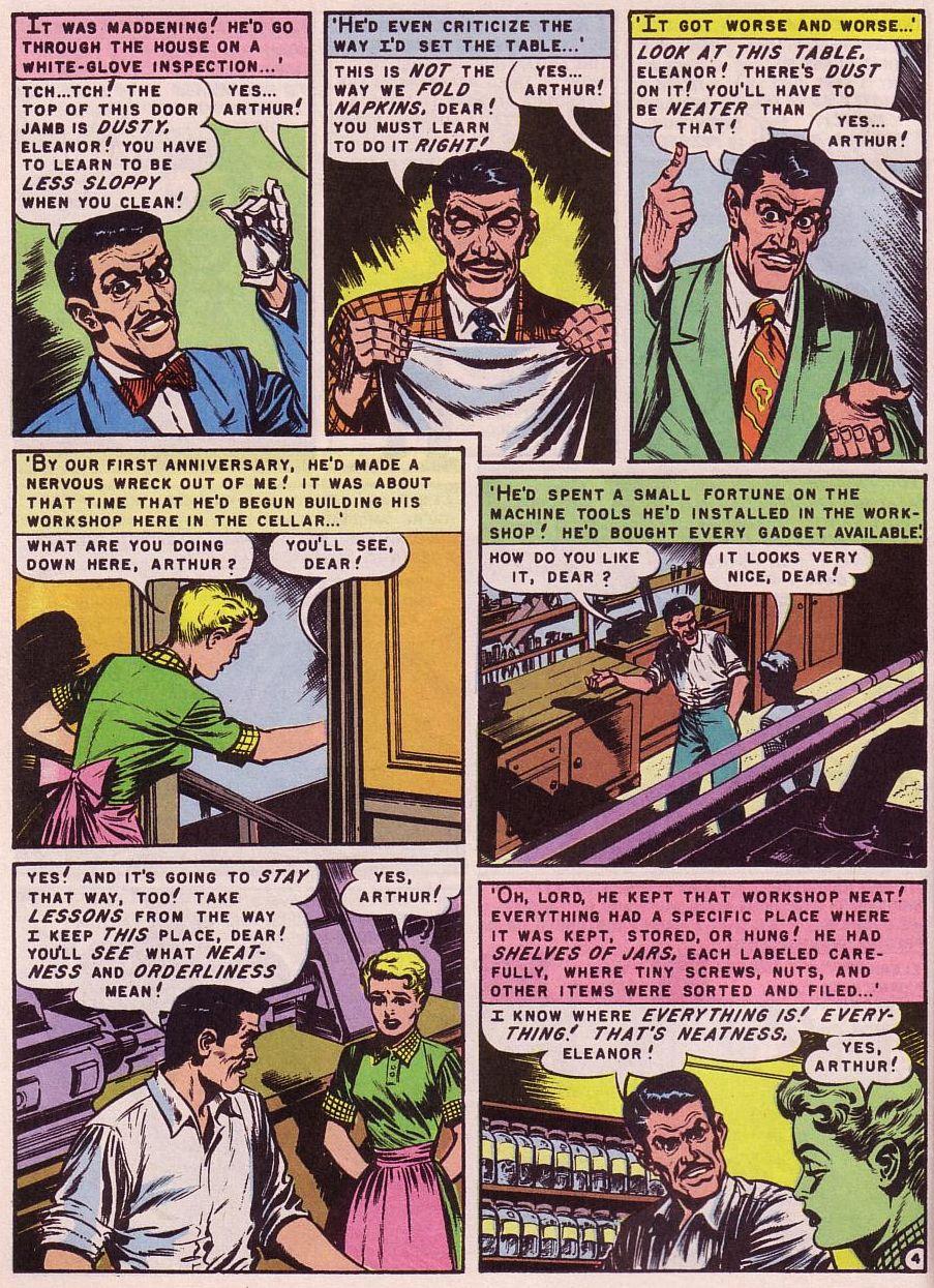 Read online Shock SuspenStories comic -  Issue #1 - 5