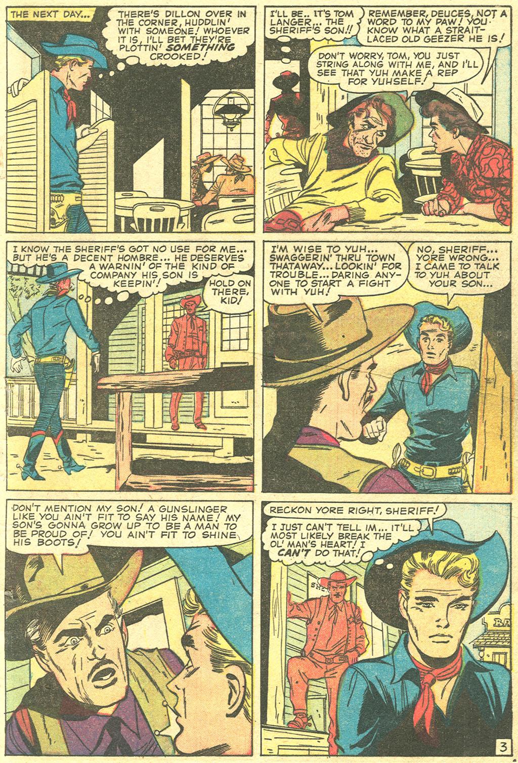 Read online Two-Gun Kid comic -  Issue #47 - 5