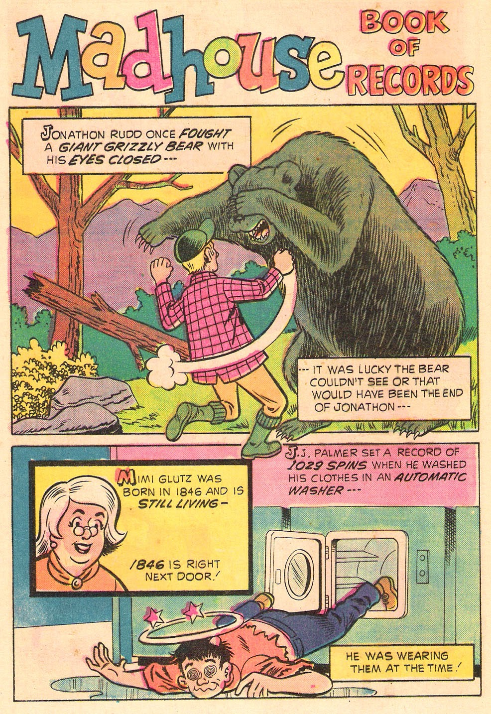 Read online Madhouse Comics comic -  Issue #98 - 12