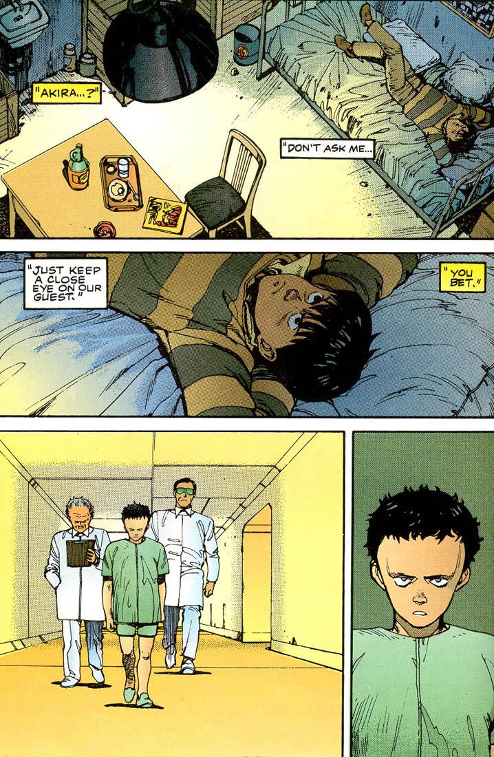 Read online Akira comic -  Issue #3 - 48