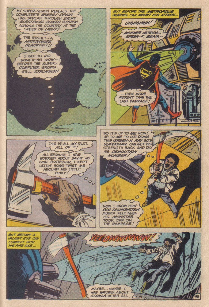 Read online Superman III comic -  Issue # Full - 47