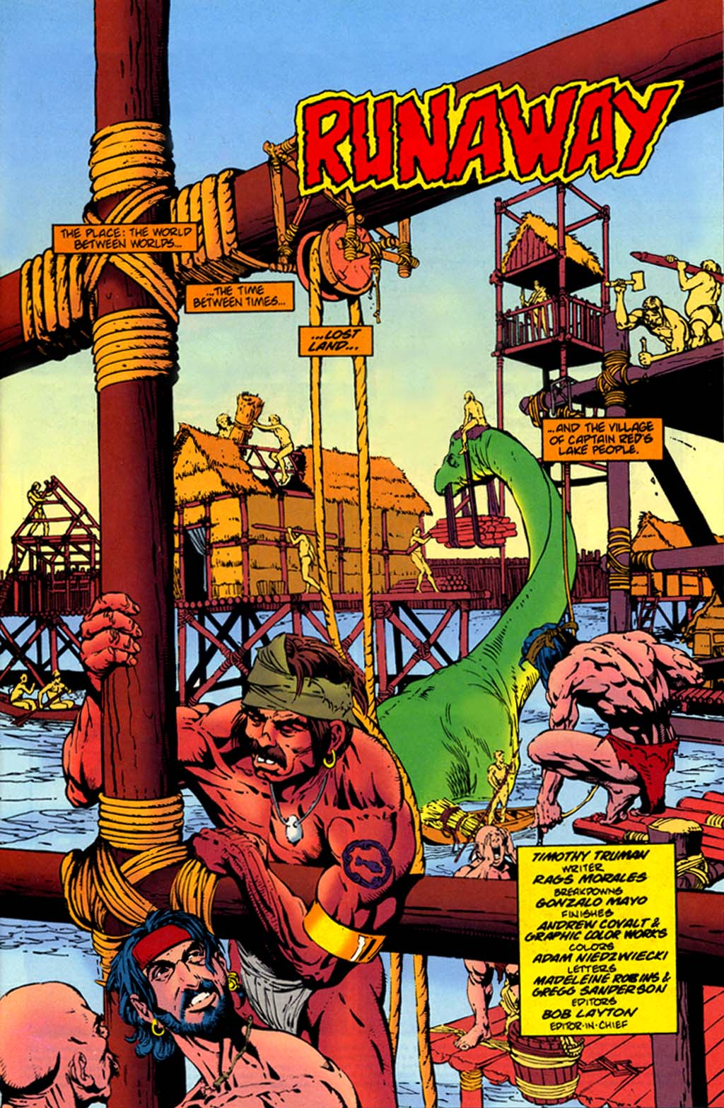 Read online Turok, Dinosaur Hunter (1993) comic -  Issue #47 - 2
