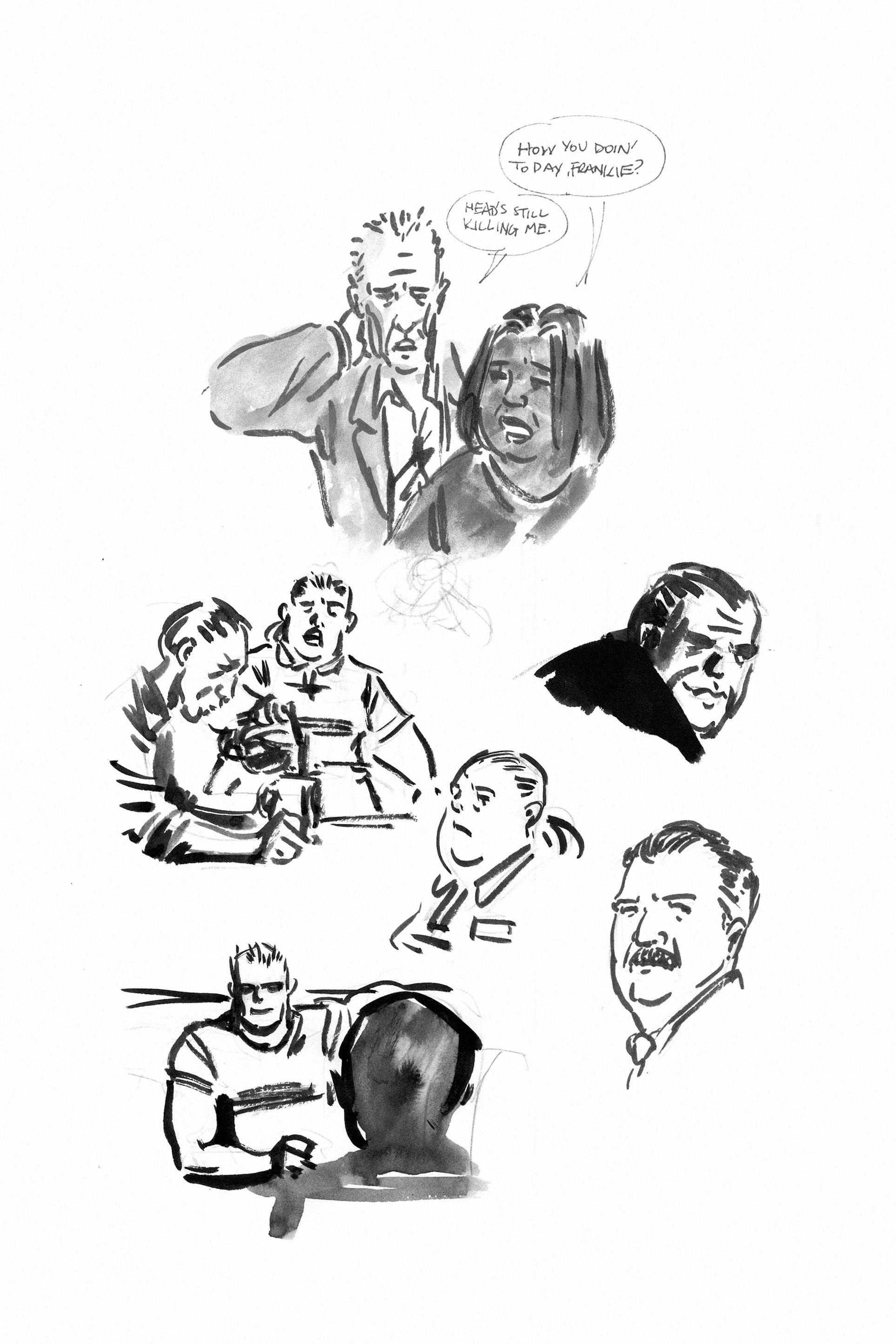 Read online Tumor comic -  Issue # TPB - 230