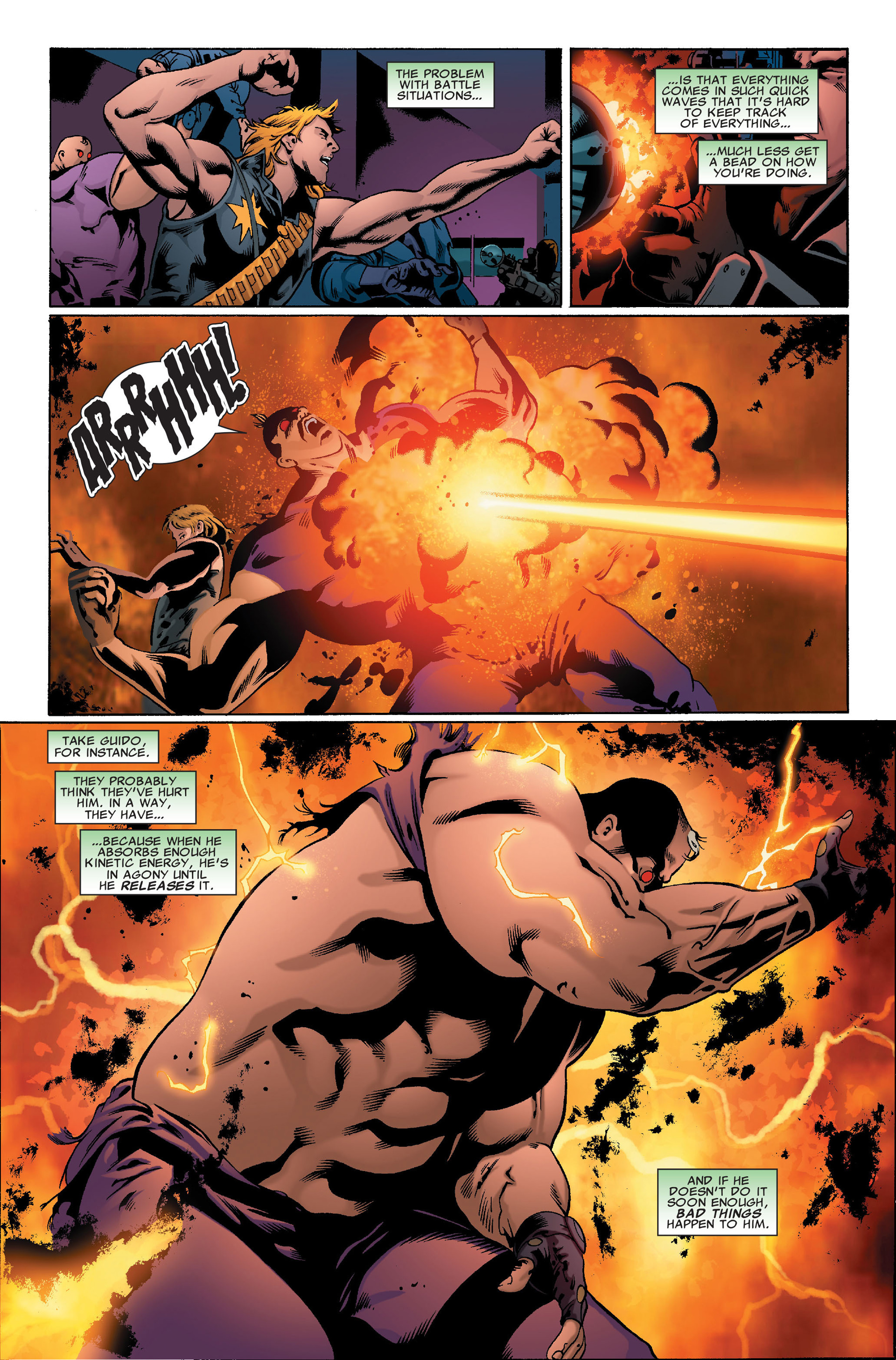 Read online X-Factor (2006) comic -  Issue #37 - 18