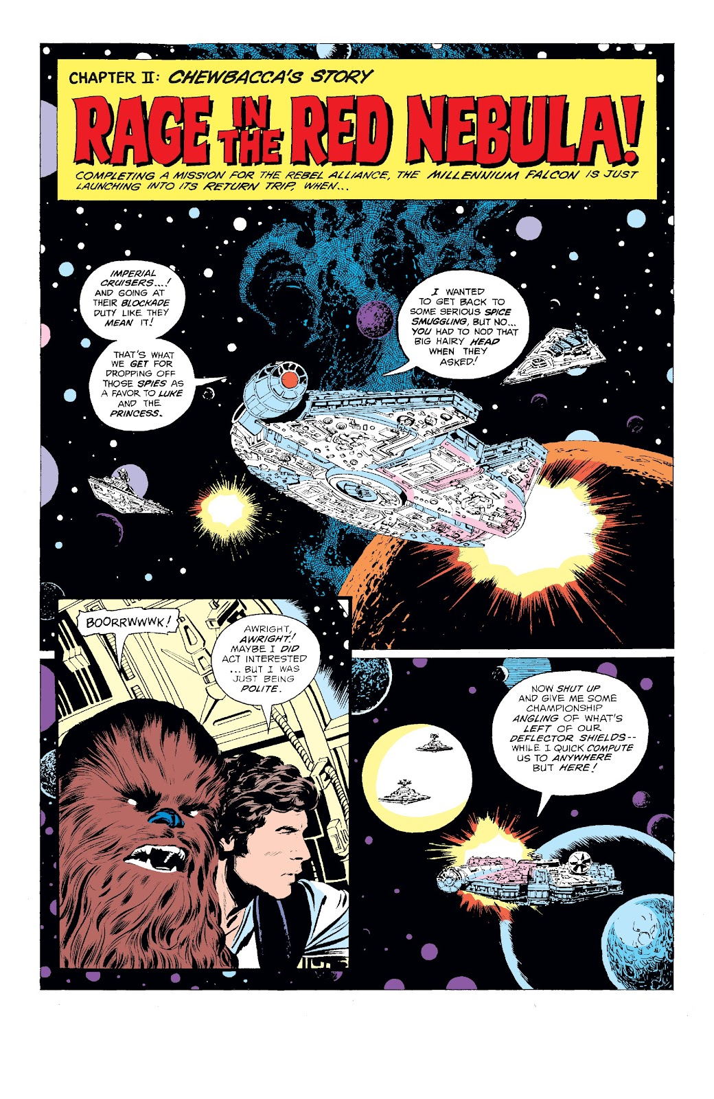 Read online Star Wars Legends: The Original Marvel Years - Epic Collection comic -  Issue # TPB 3 (Part 3) - 40