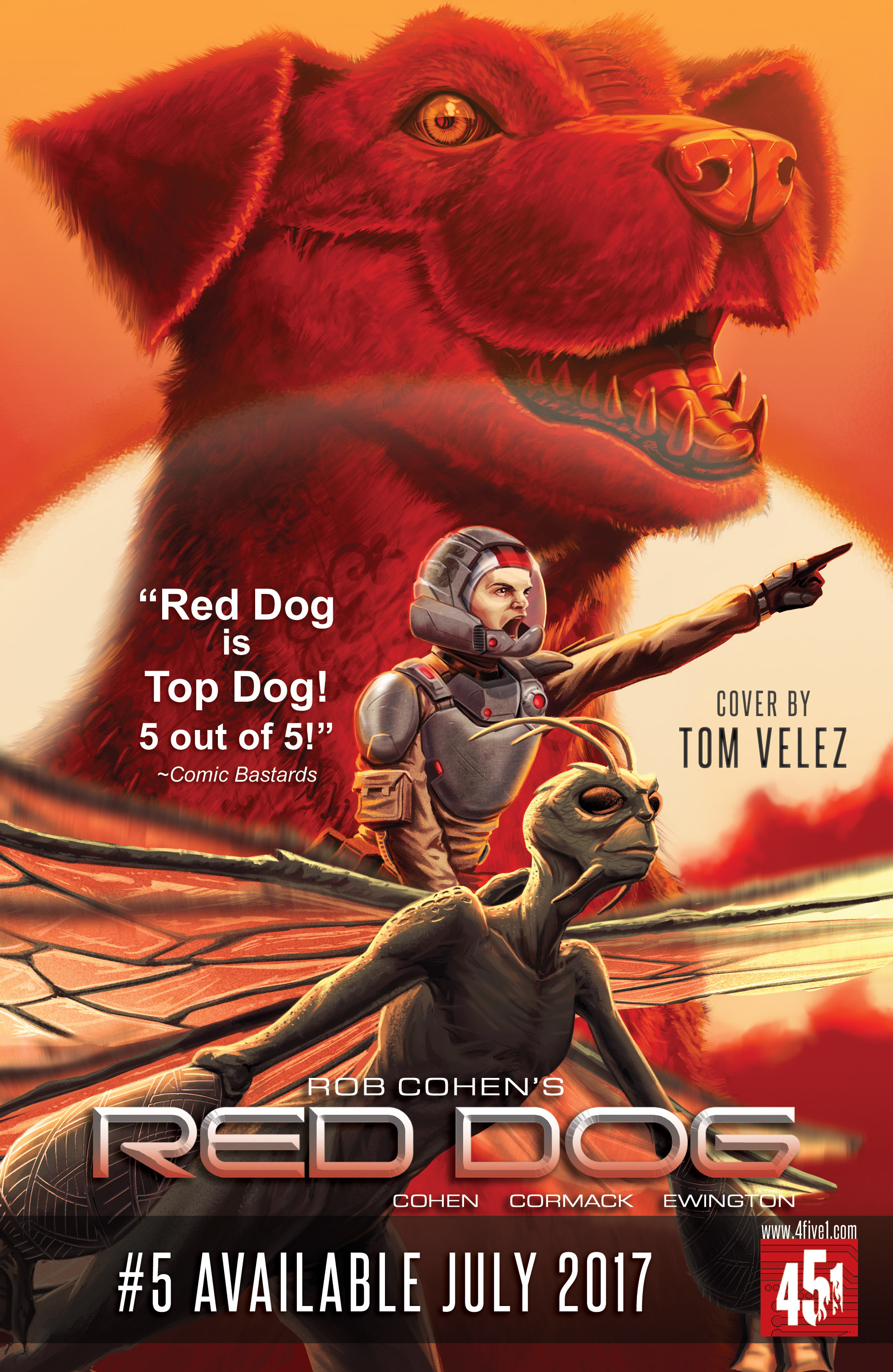 Read online Red Dog comic -  Issue #4 - 36