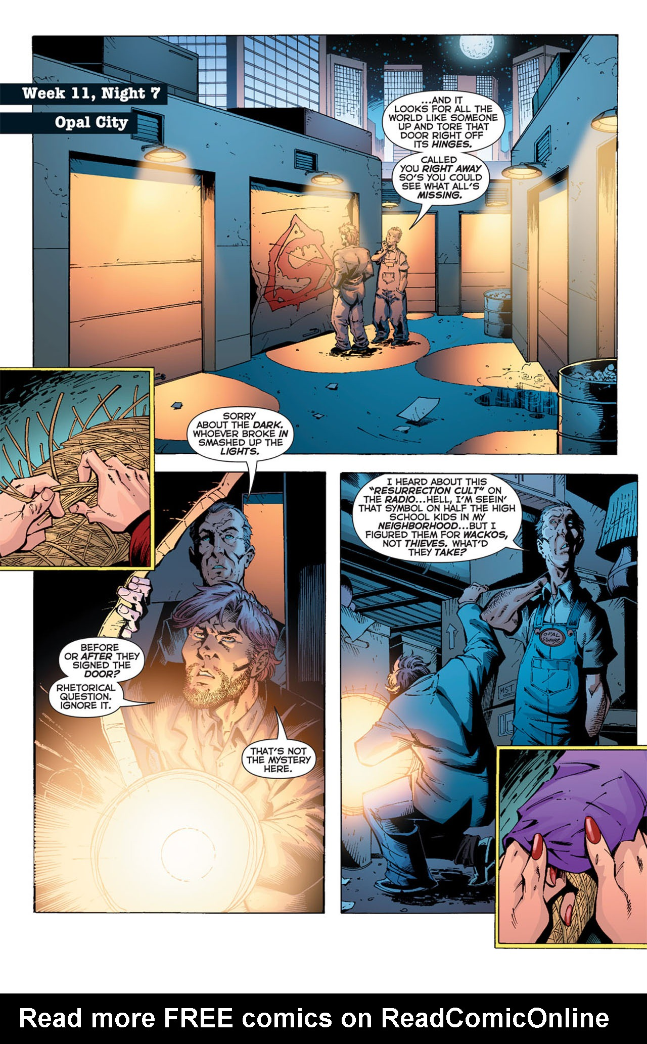 Read online 52 comic -  Issue #11 - 20