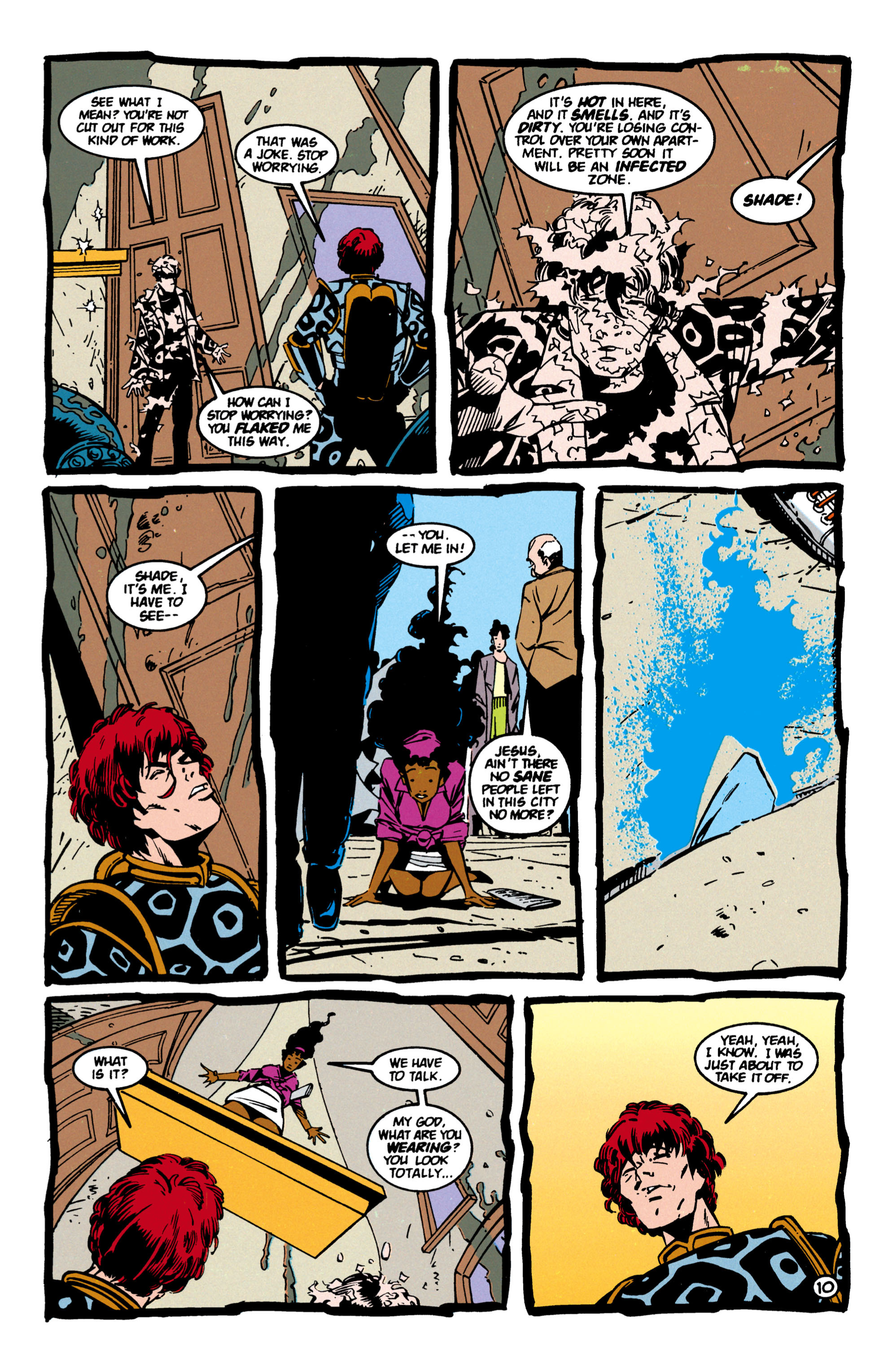 Read online Shade, the Changing Man comic -  Issue #60 - 11