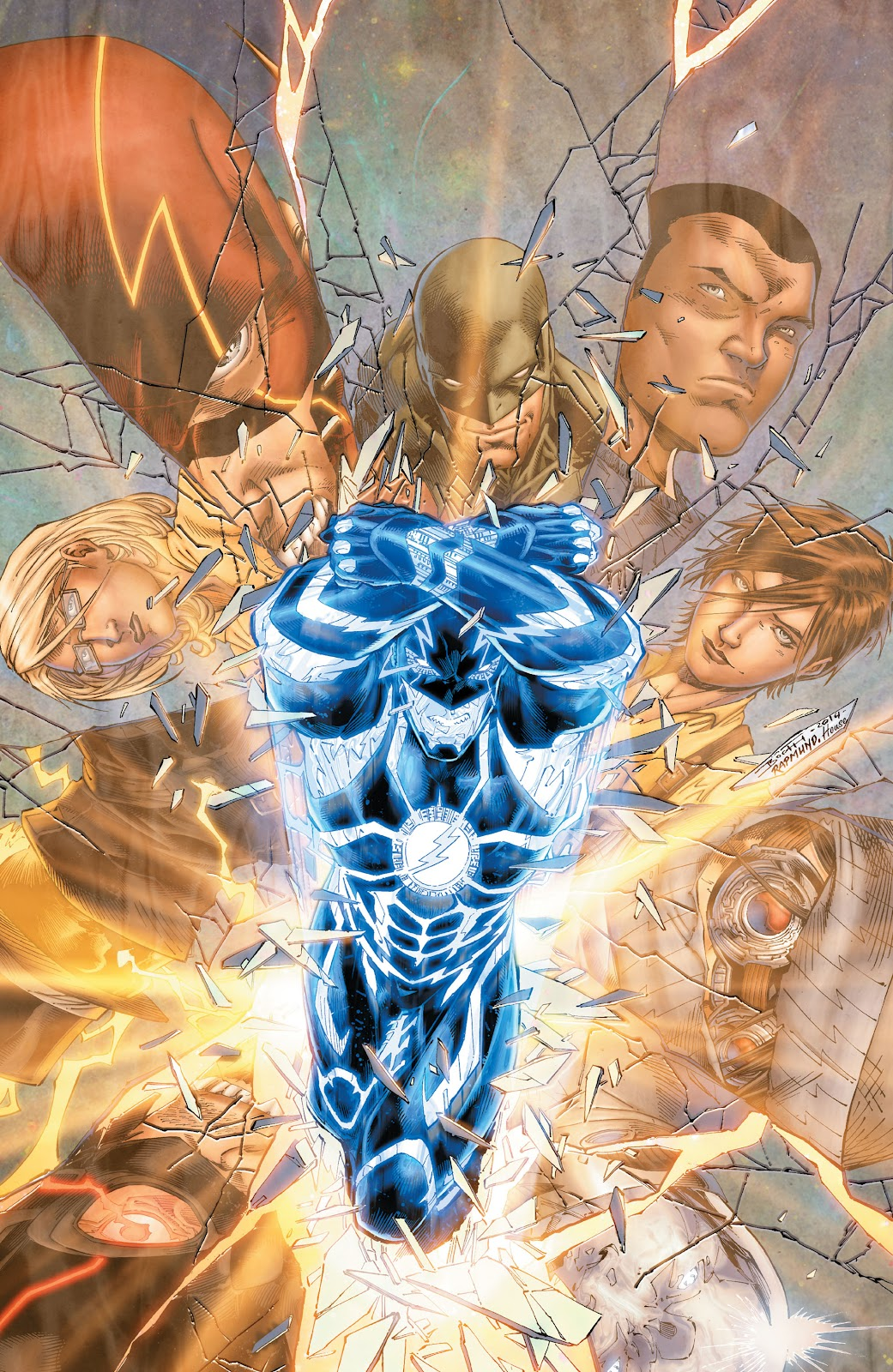 Read online The Flash (2011) comic -  Issue # _TPB 7 - 49