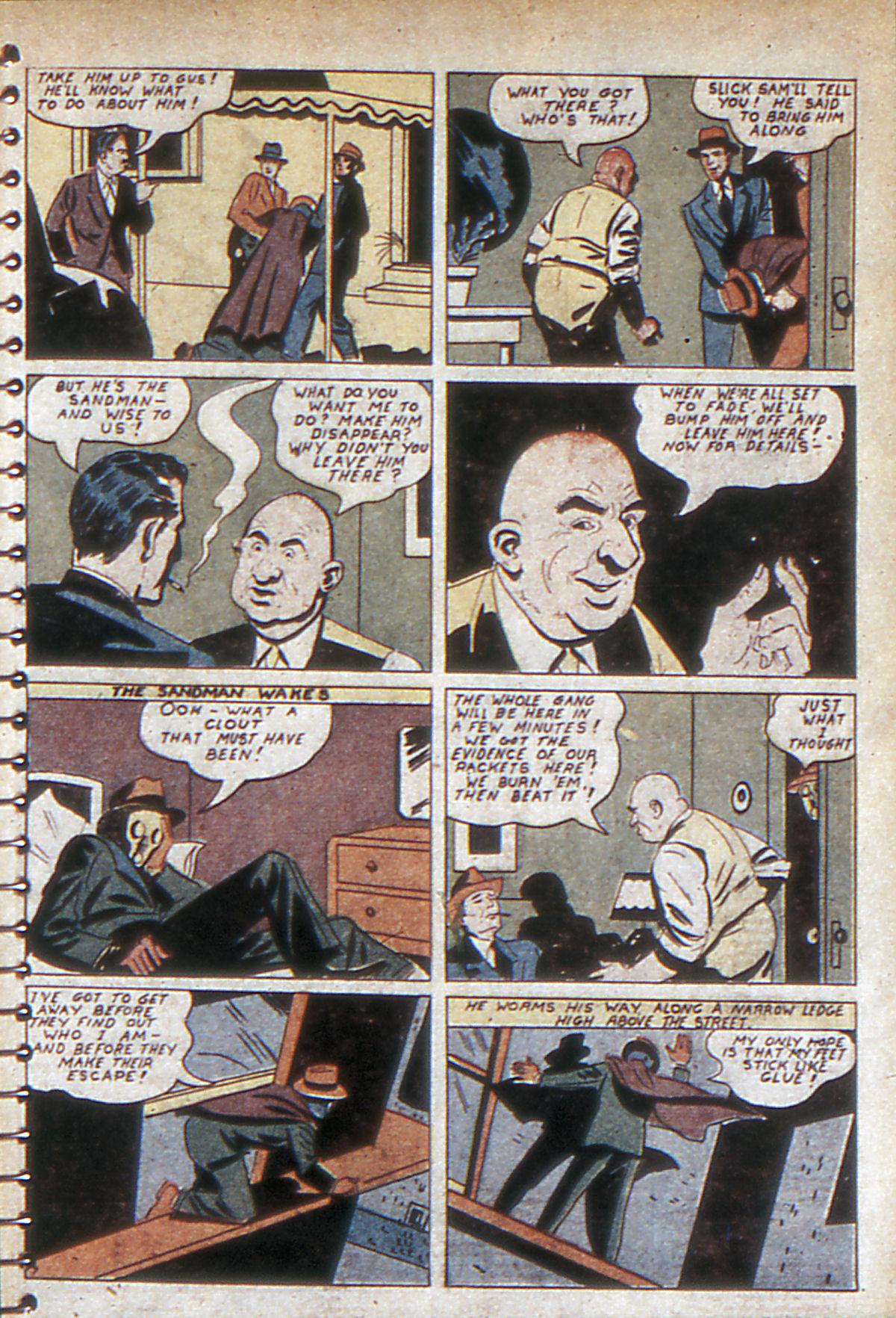 Read online Adventure Comics (1938) comic -  Issue #53 - 64