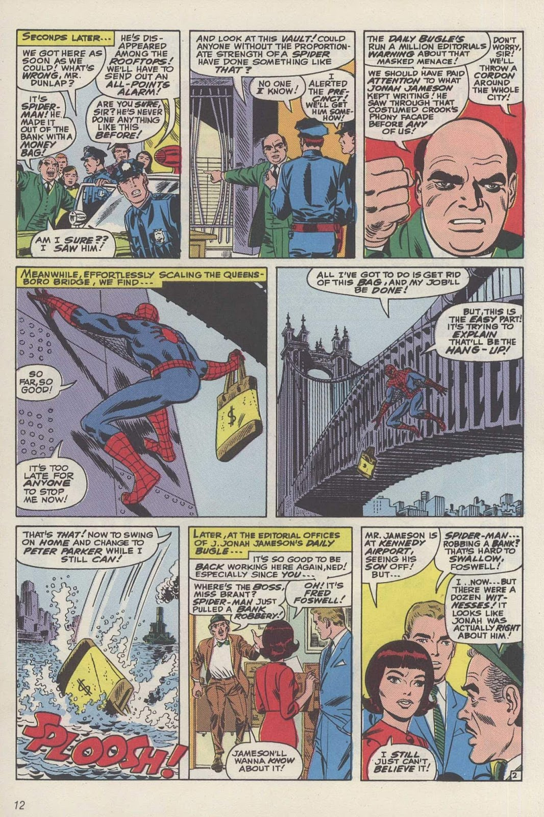 The Amazing Spider-Man (1979) issue TPB - Page 14