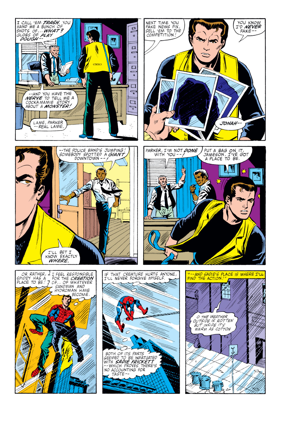The Amazing Spider-Man (1963) 218 Page 6