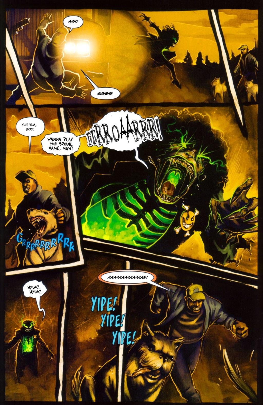 Read online Evil Ernie in Santa Fe comic -  Issue #4 - 6