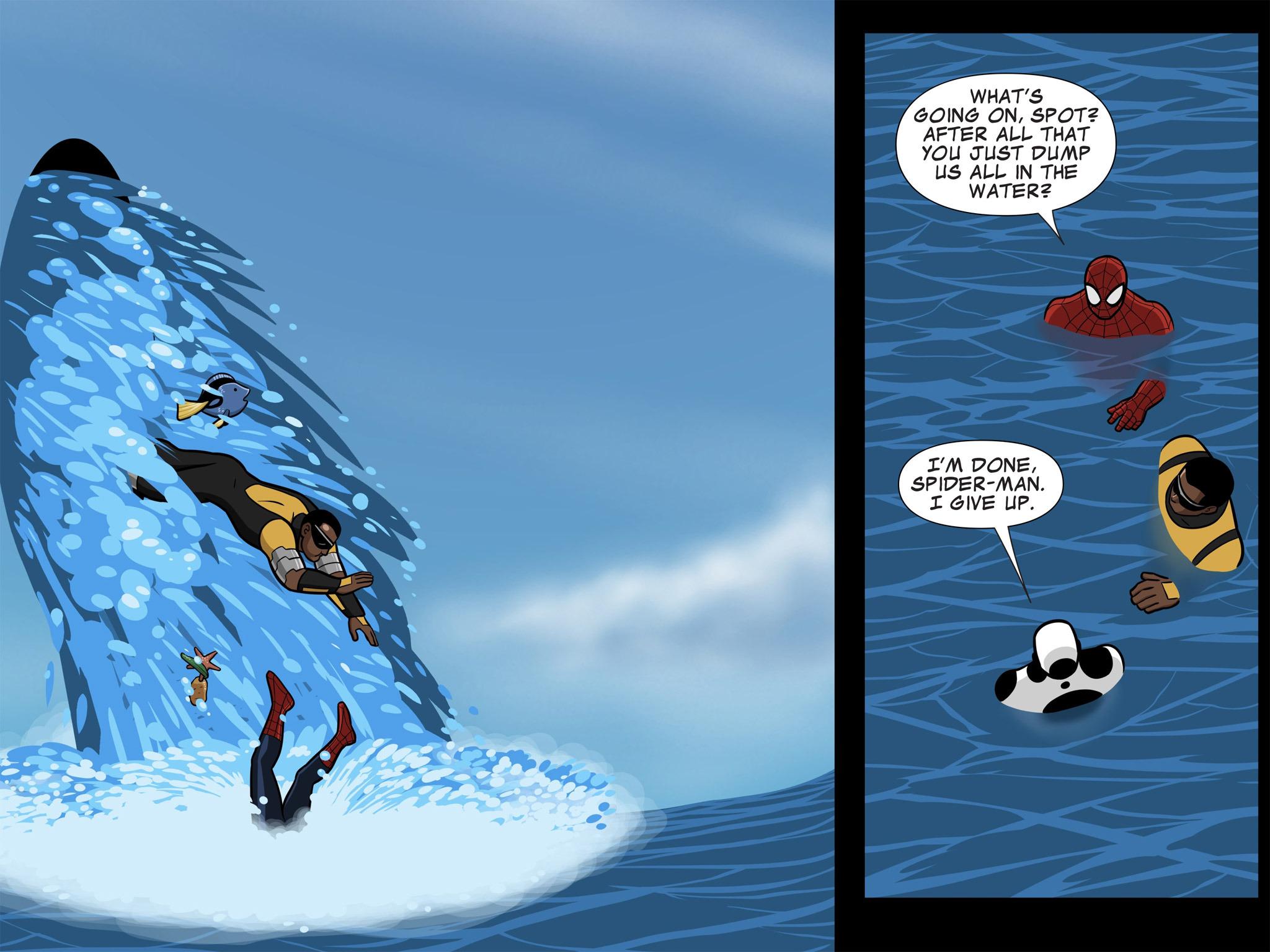 Read online Ultimate Spider-Man (Infinite Comics) (2015) comic -  Issue #11 - 20