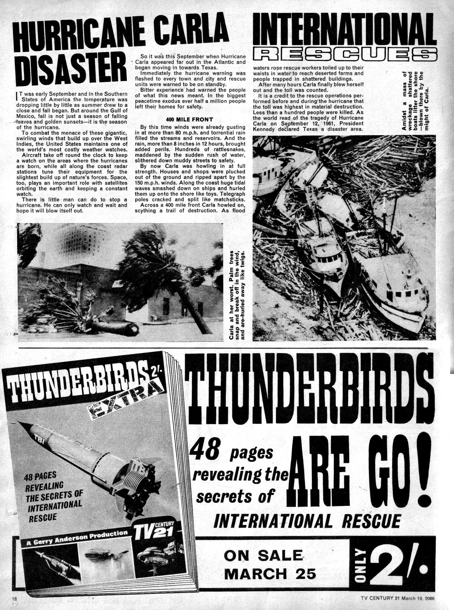 Read online TV Century 21 (TV 21) comic -  Issue #61 - 17