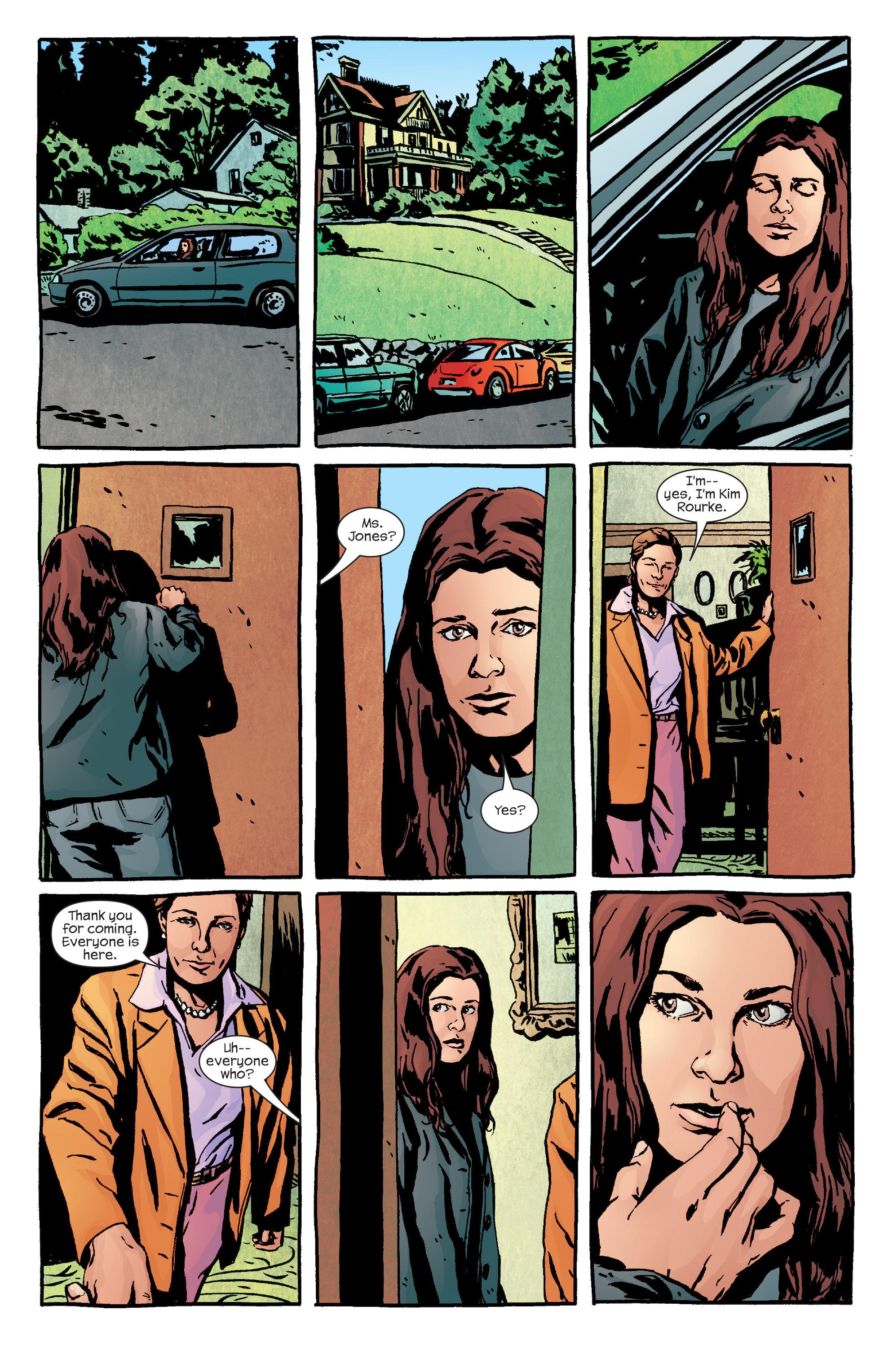 Read online Alias comic -  Issue #24 - 17