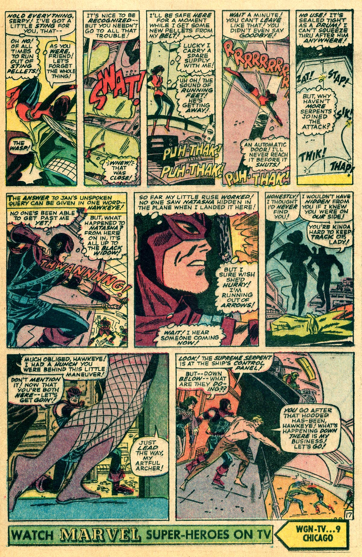 The Avengers (1963) 33 Page 17