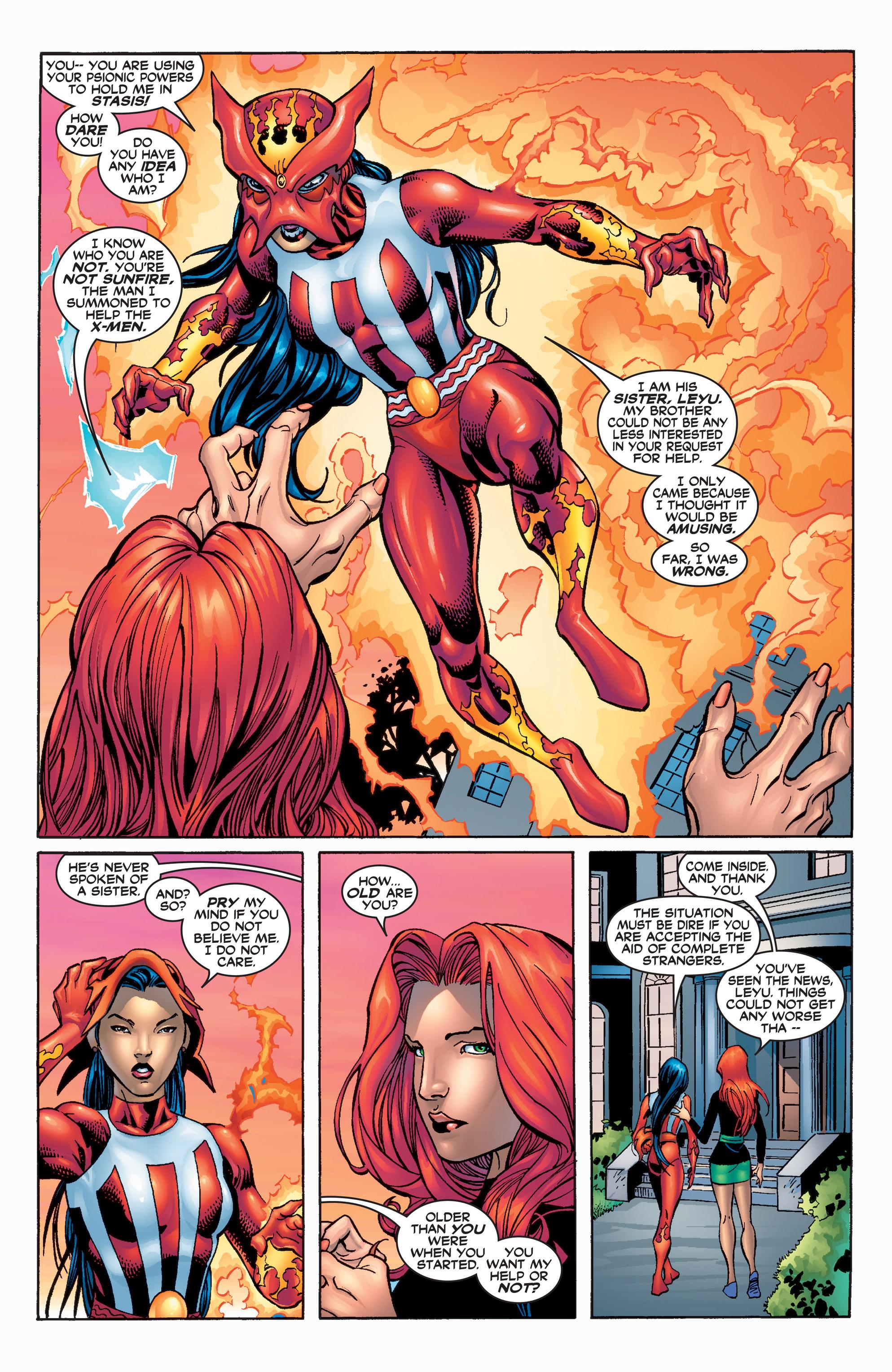 Read online Uncanny X-Men (1963) comic -  Issue #392 - 16