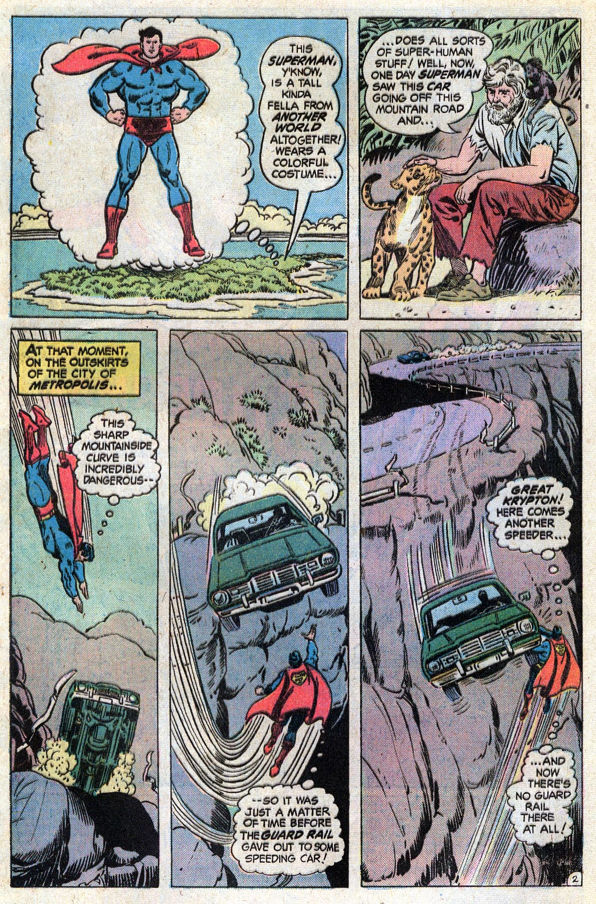 Action Comics (1938) 447 Page 2