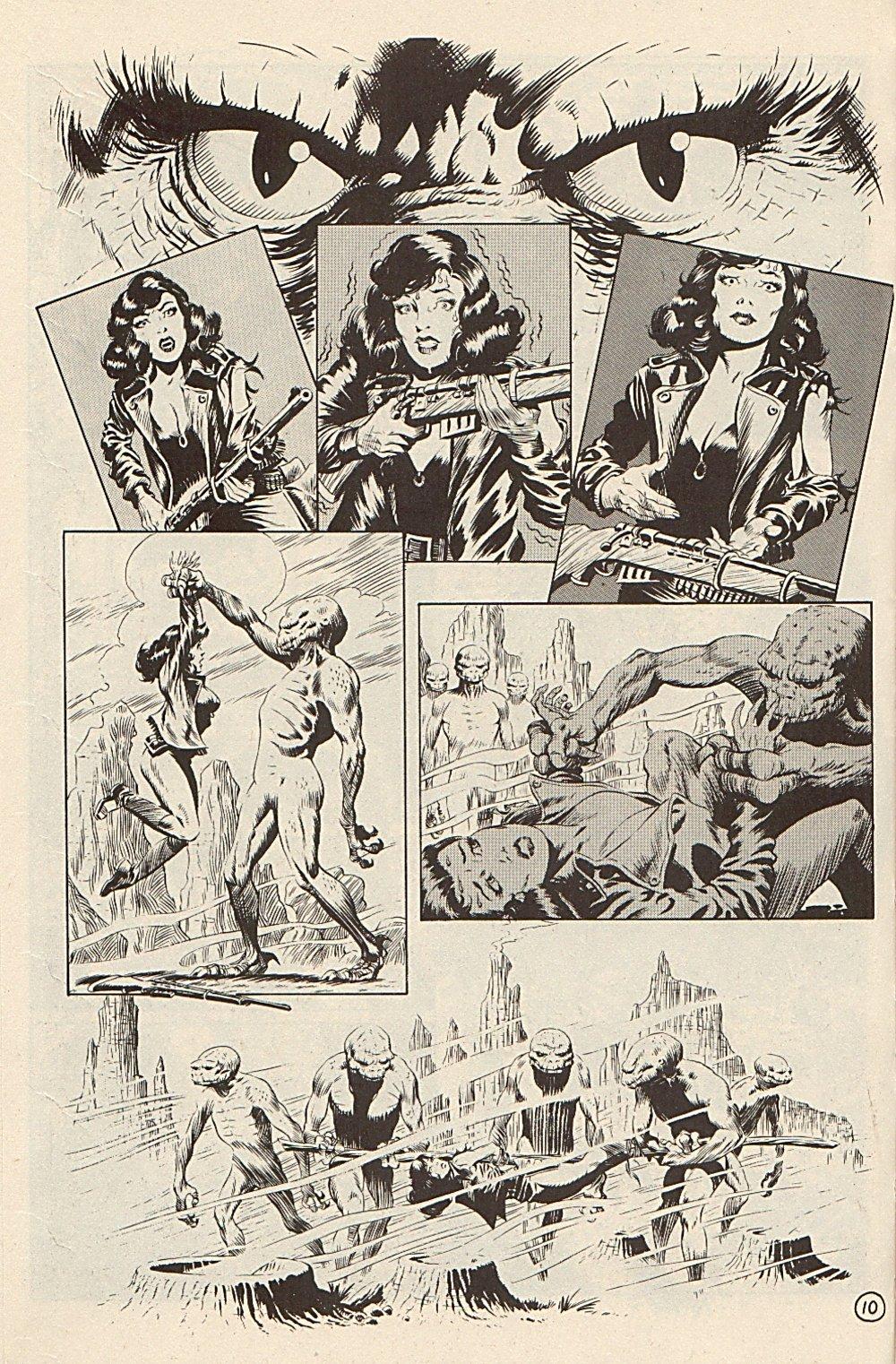 Read online Xenozoic Tales comic -  Issue #3 - 13